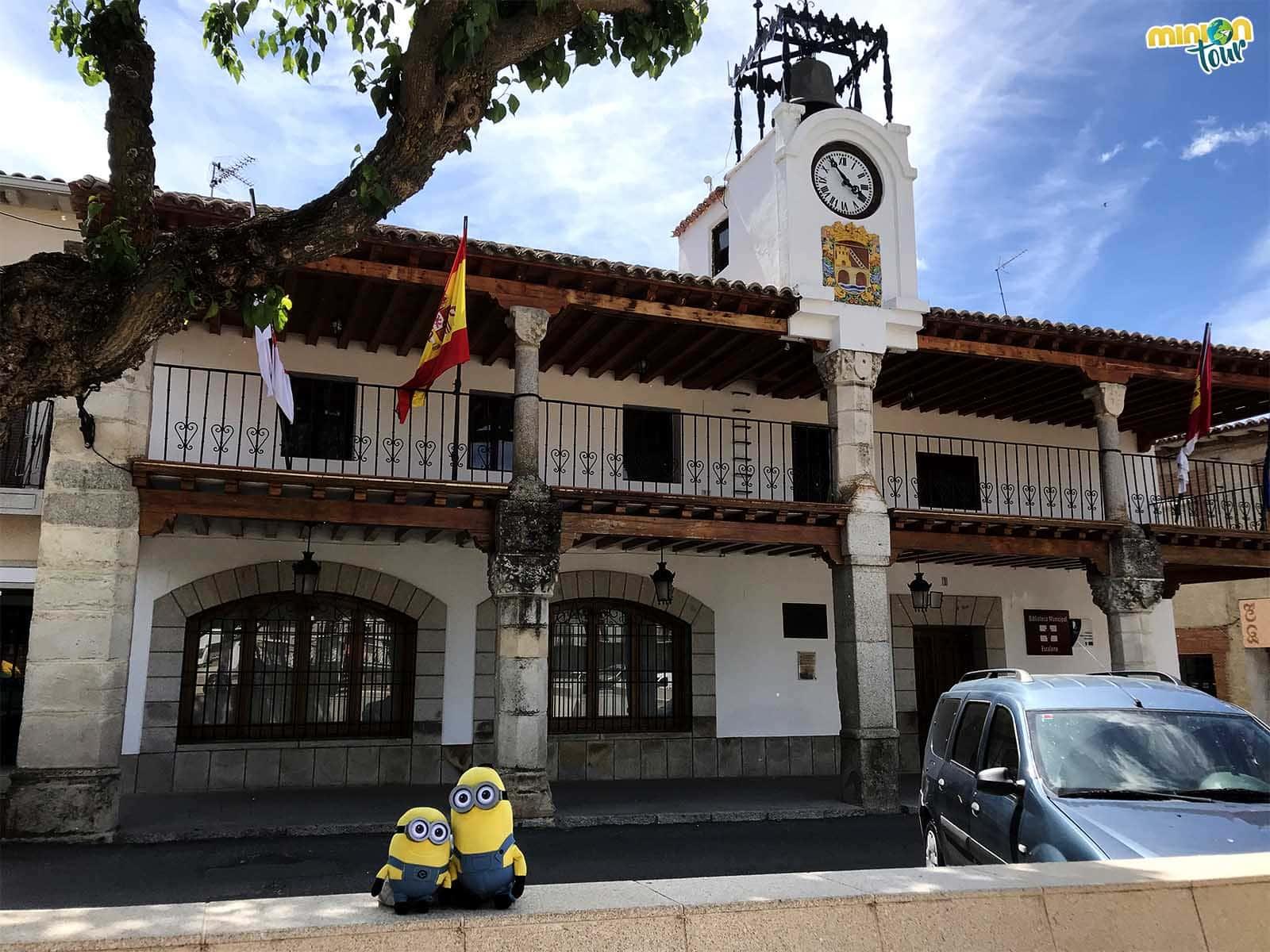 La Casa del Concejo, otra de las cosas que tienes que ver en Escalona