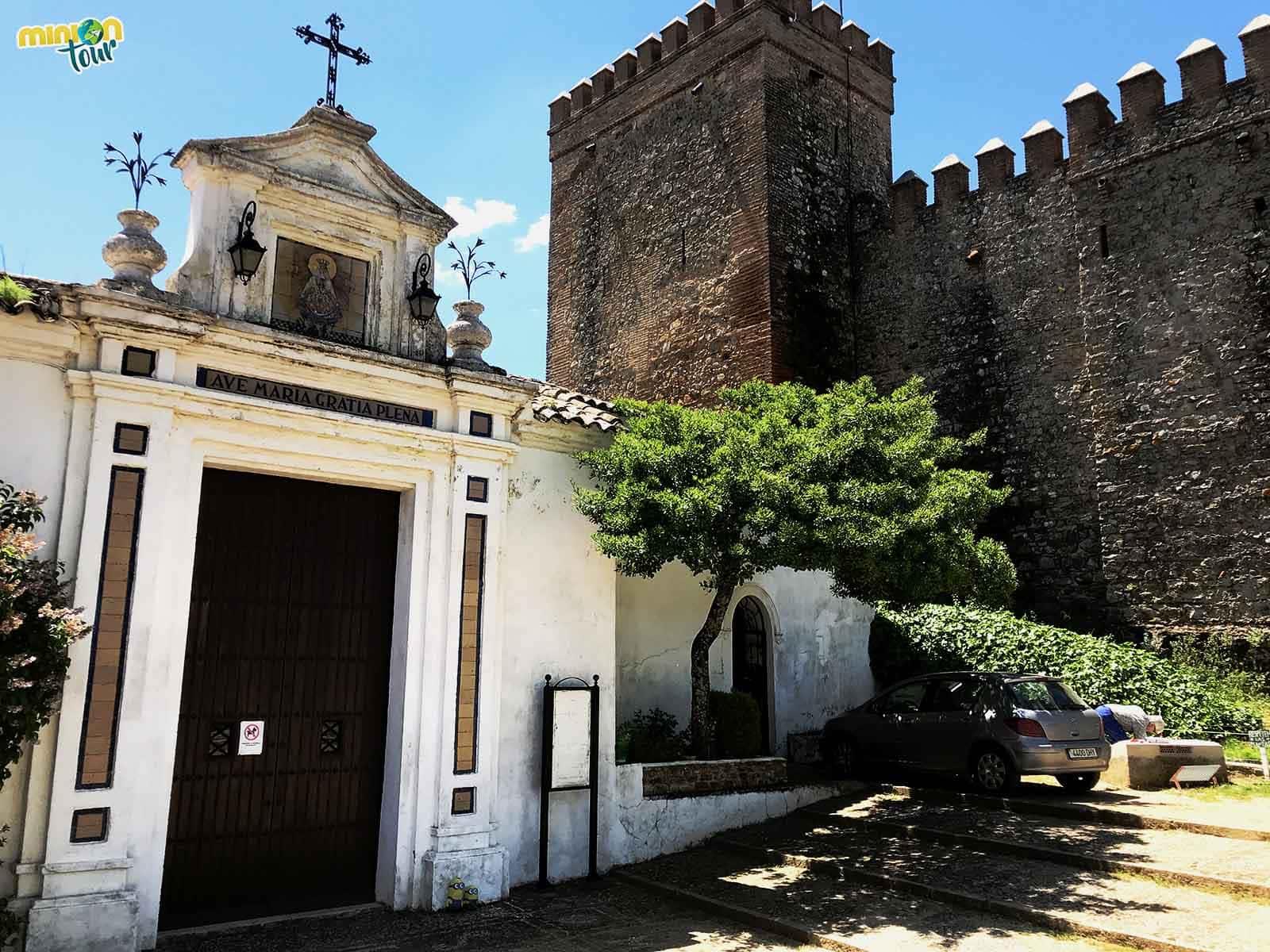 La Ermita de la Piedad es otro de los lugares que tienes que ver en Cortegana