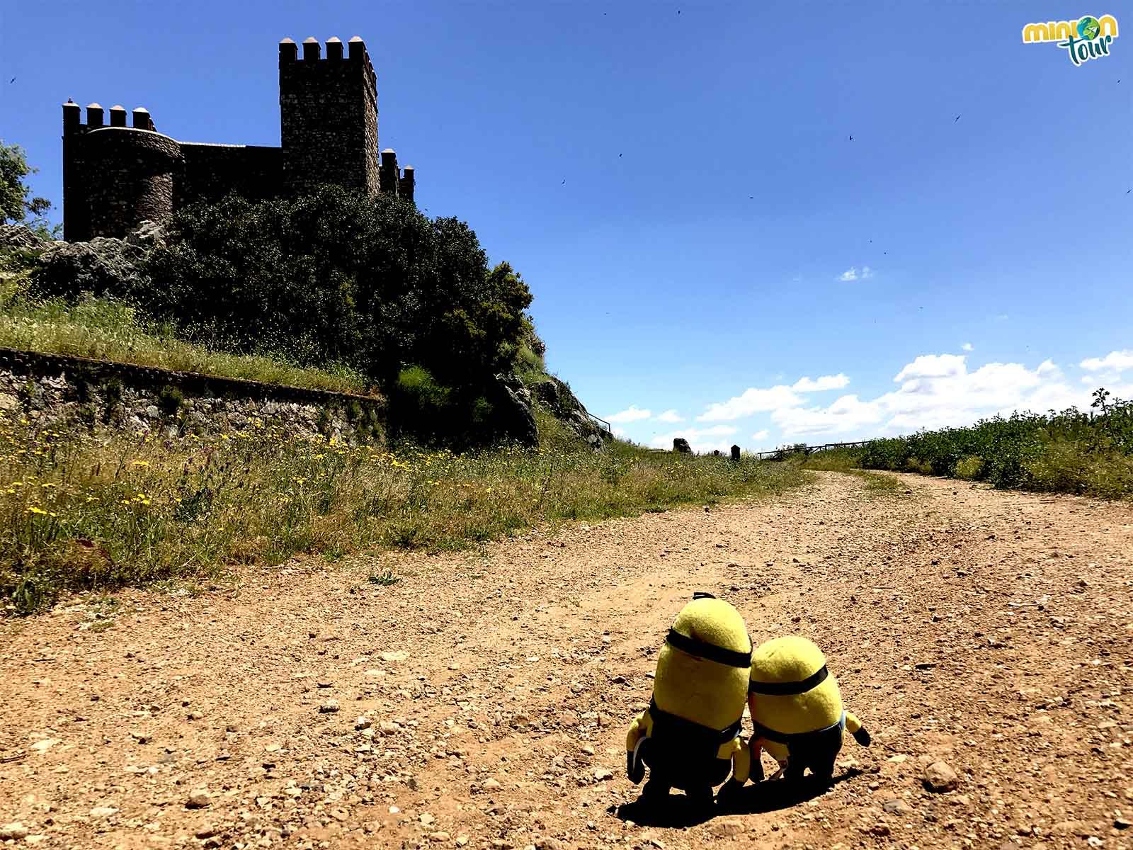 El Castillo de Cortegana es una de las cosas que ver en Cortegana