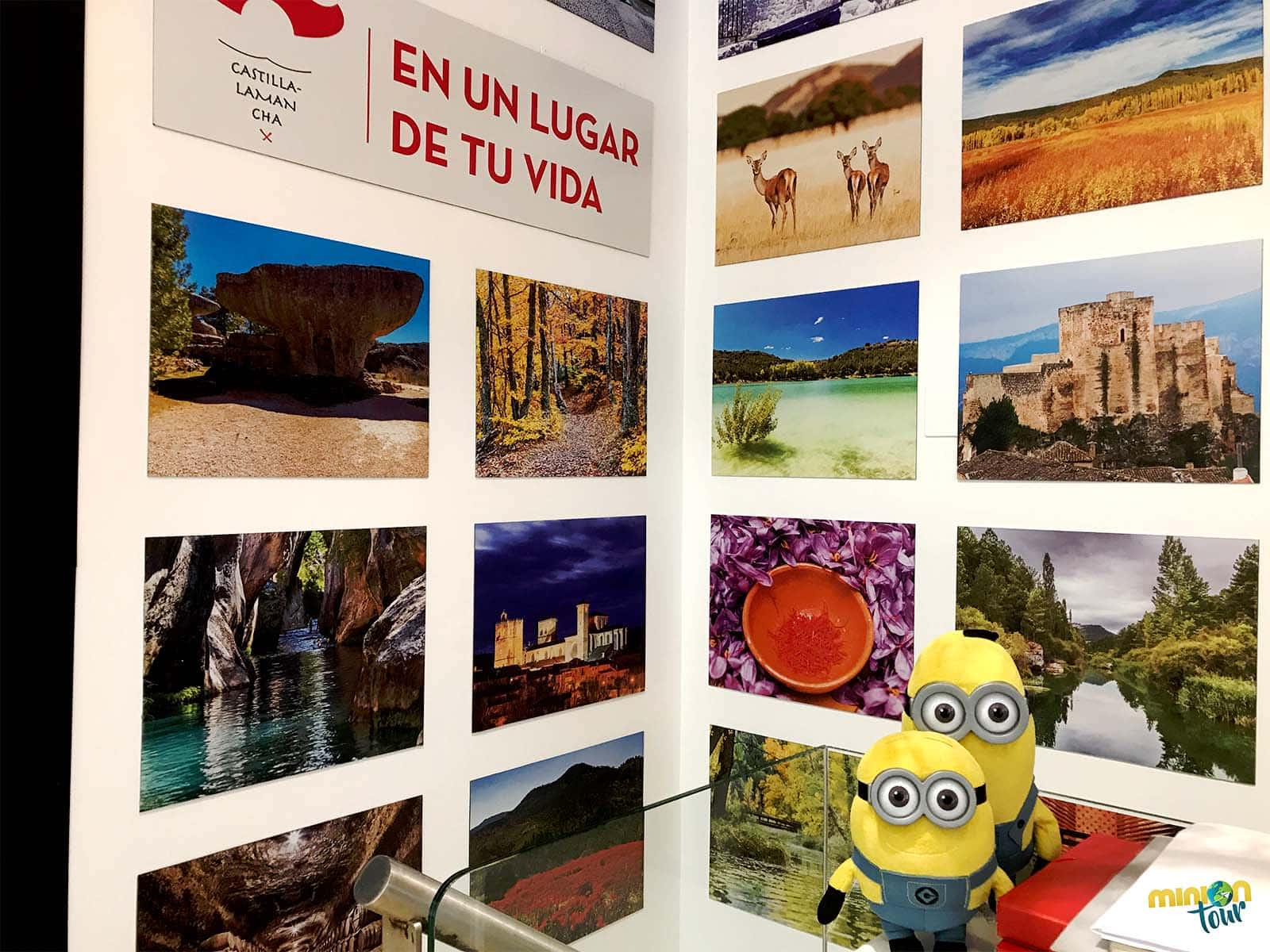 Algunos de los preciosos rincones de Castilla-La Mancha