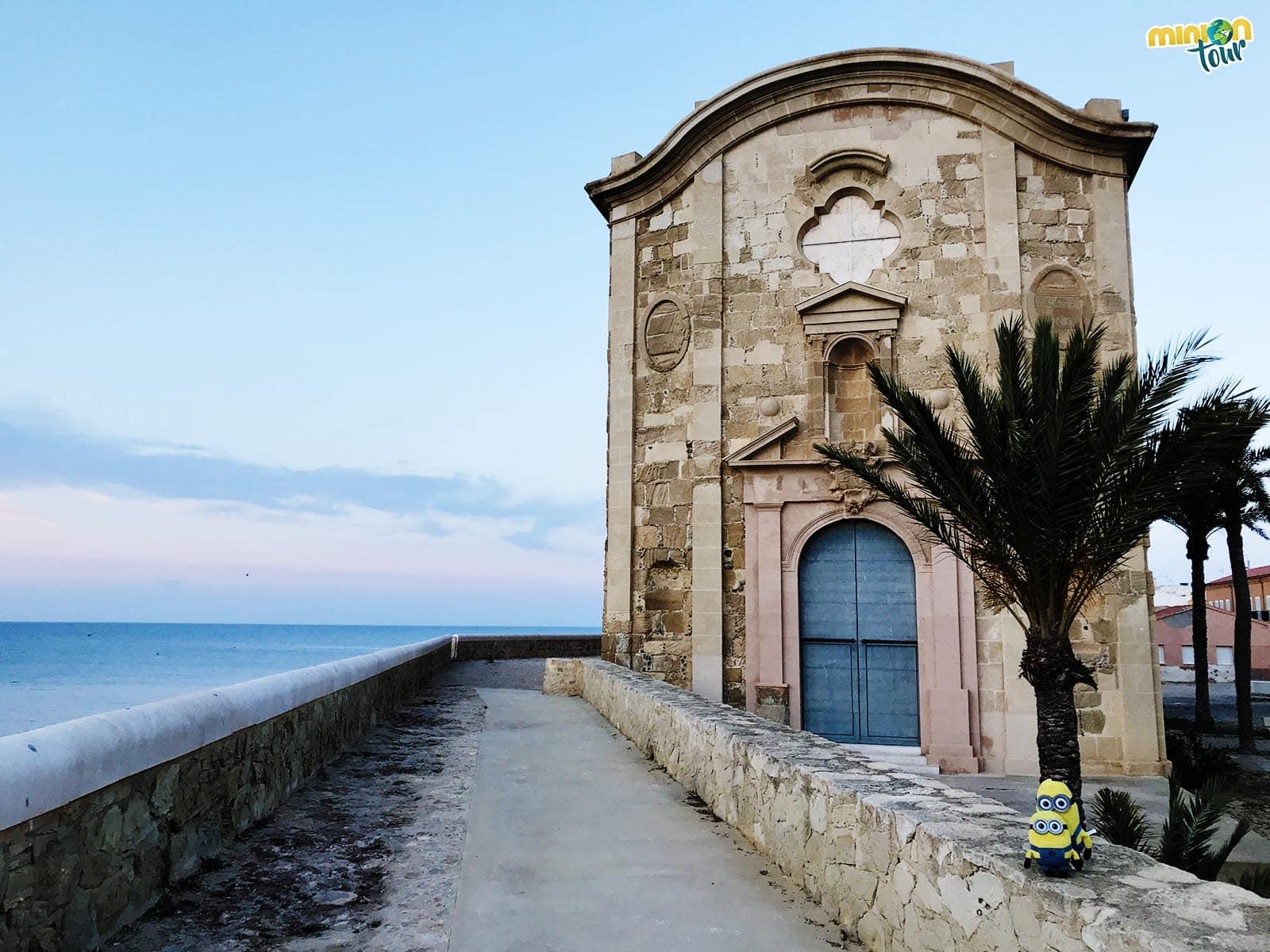 Iglesia parroquial de Tabarca