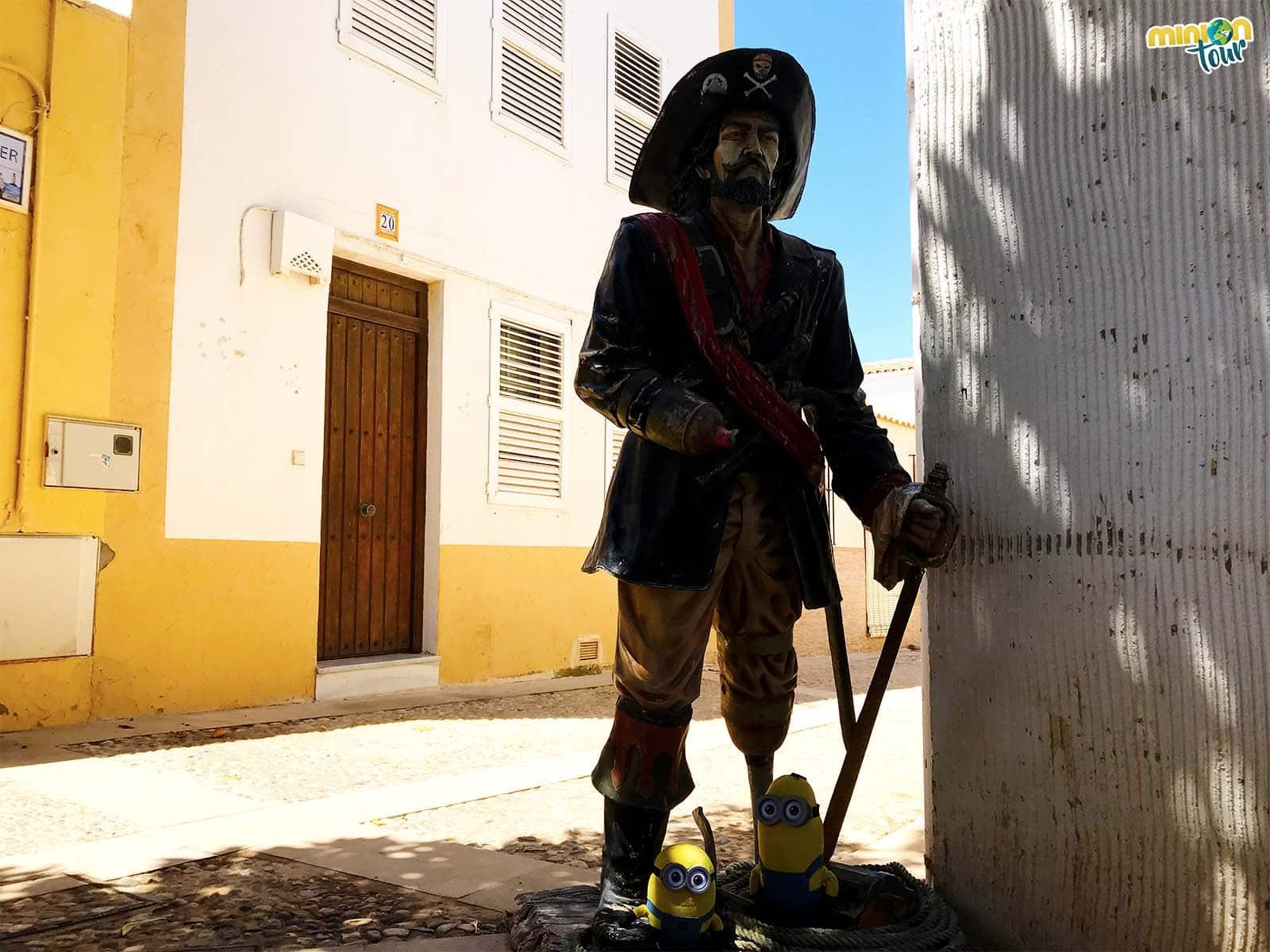 Un pirata en Tabarca