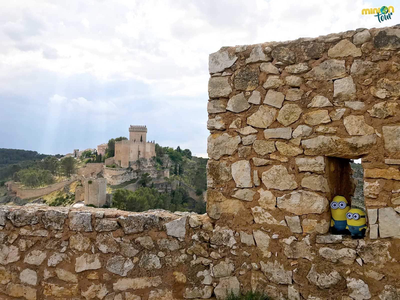 Alarcón desde la Torre de Armas
