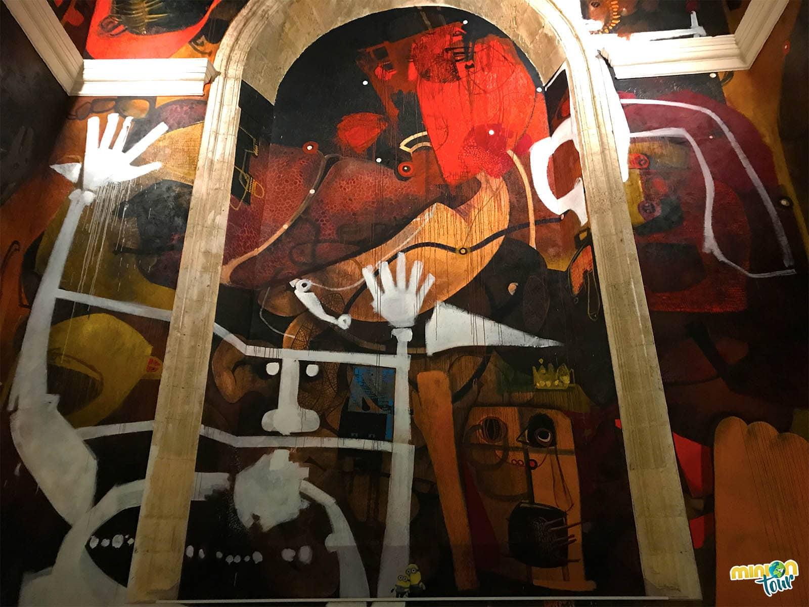 Murales de Alarcón