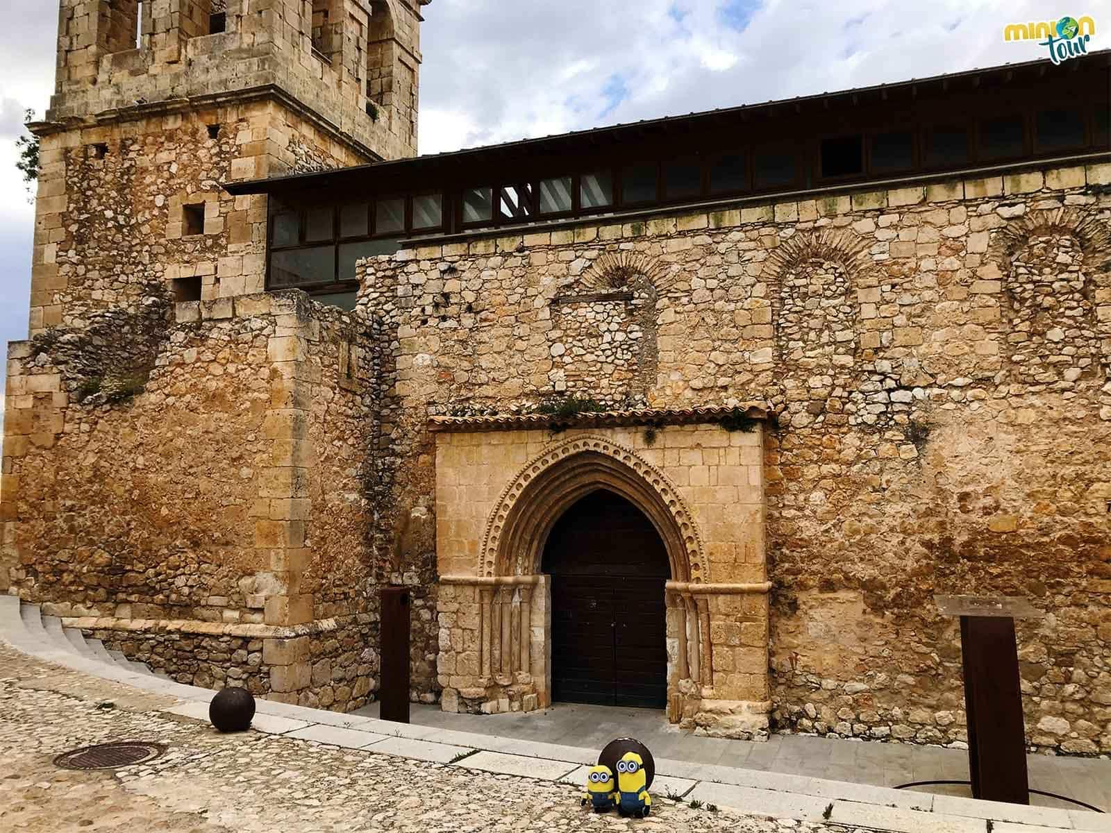 Otra vista de la Iglesia de Santo Domingo de Silos
