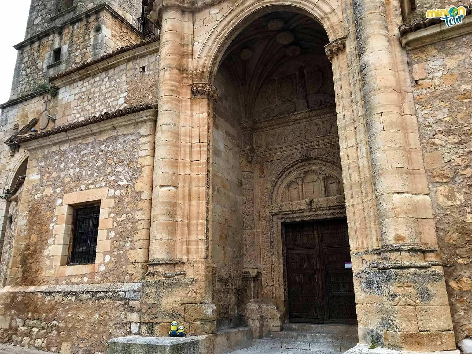 La Iglesia de la Santísima Trinidad