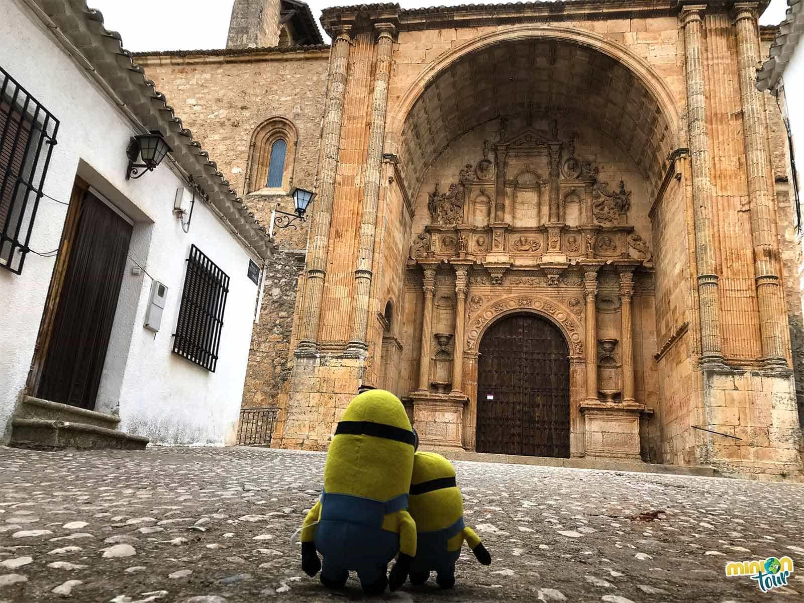 La Iglesia de Santa María de Campo