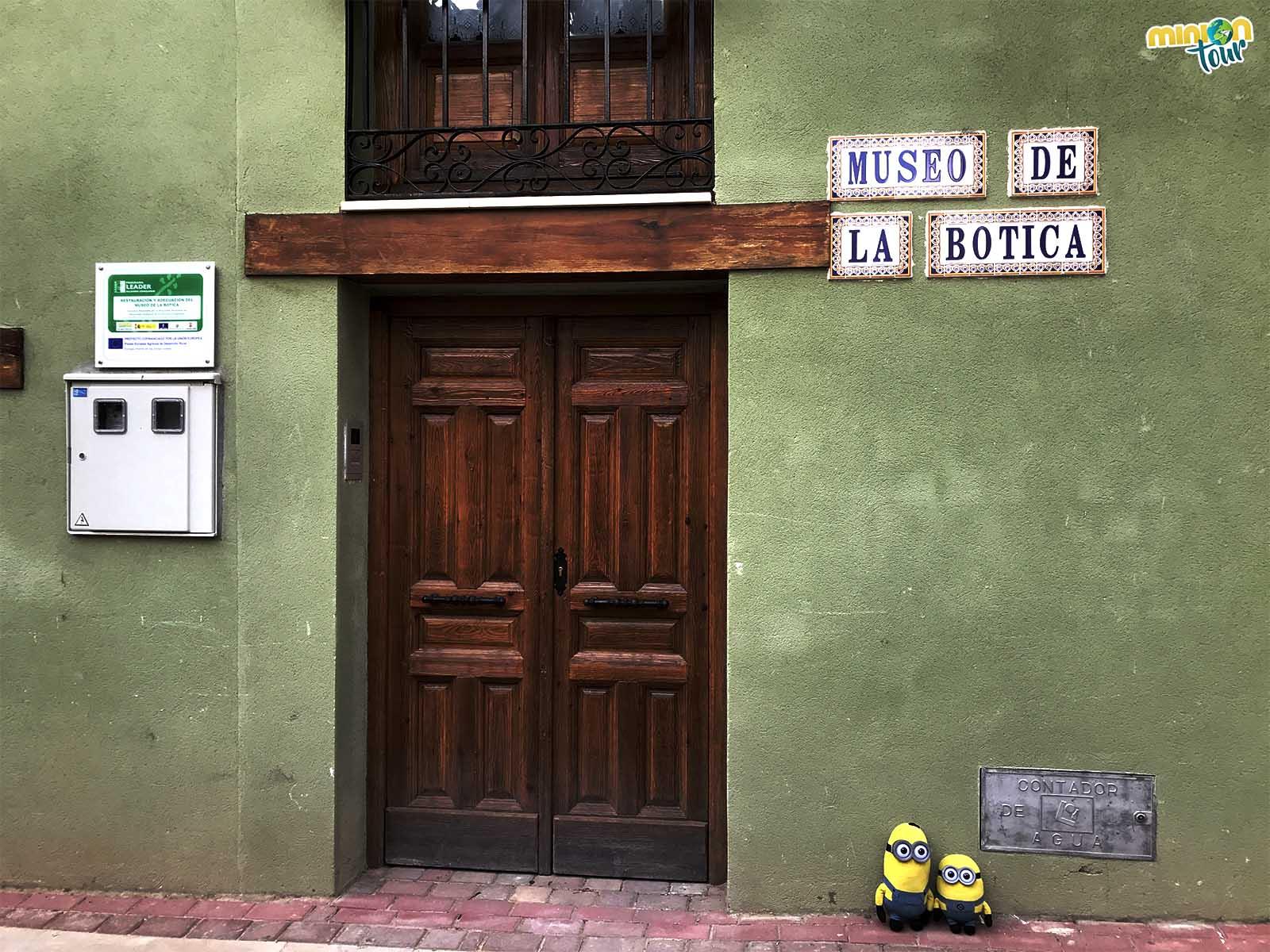 Museo de la Botica, una de las cosas que ver en Buendía