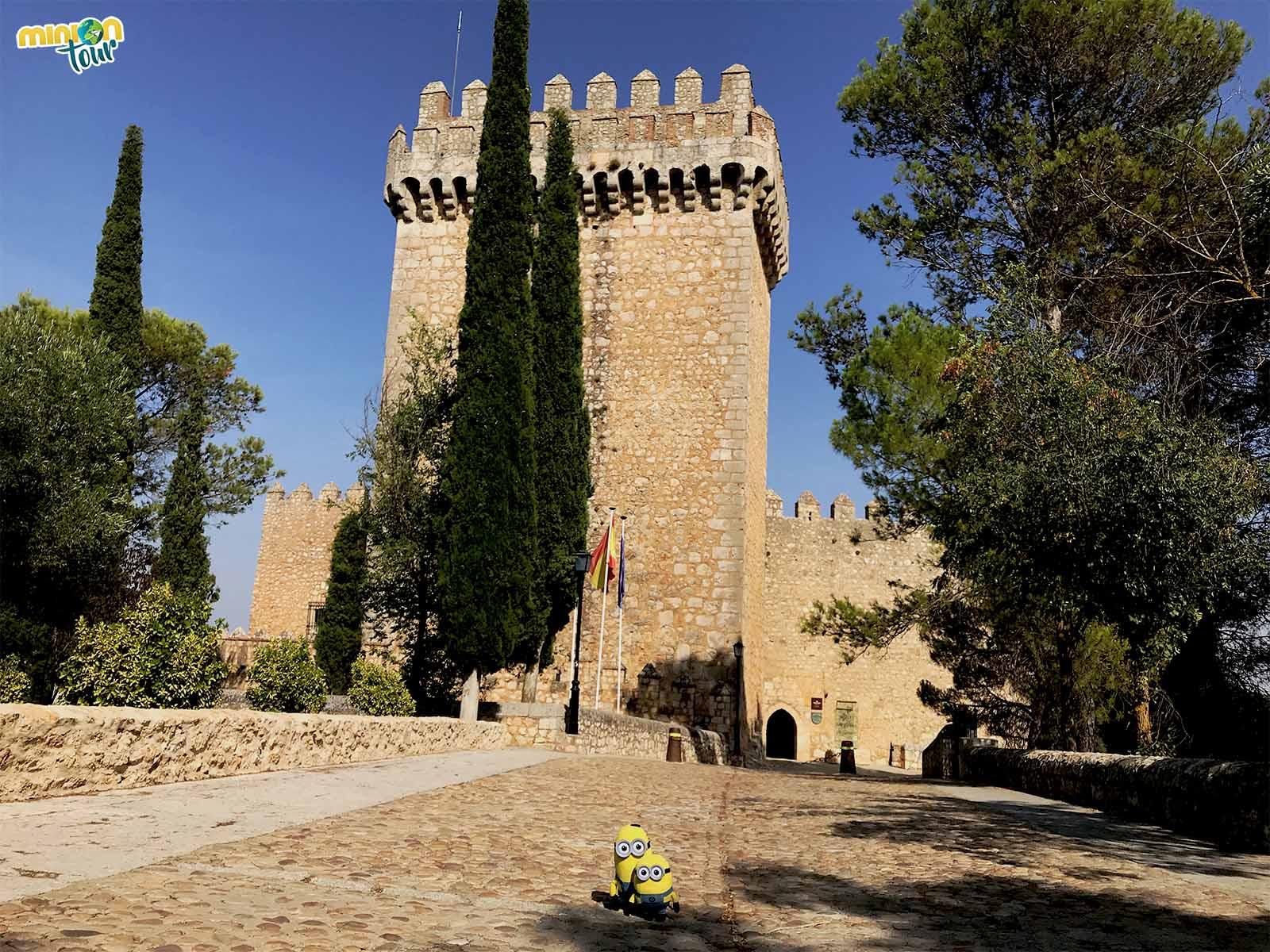 El Castillo de Alarcón, otro de los lugares que tienes que ver en Alarcón