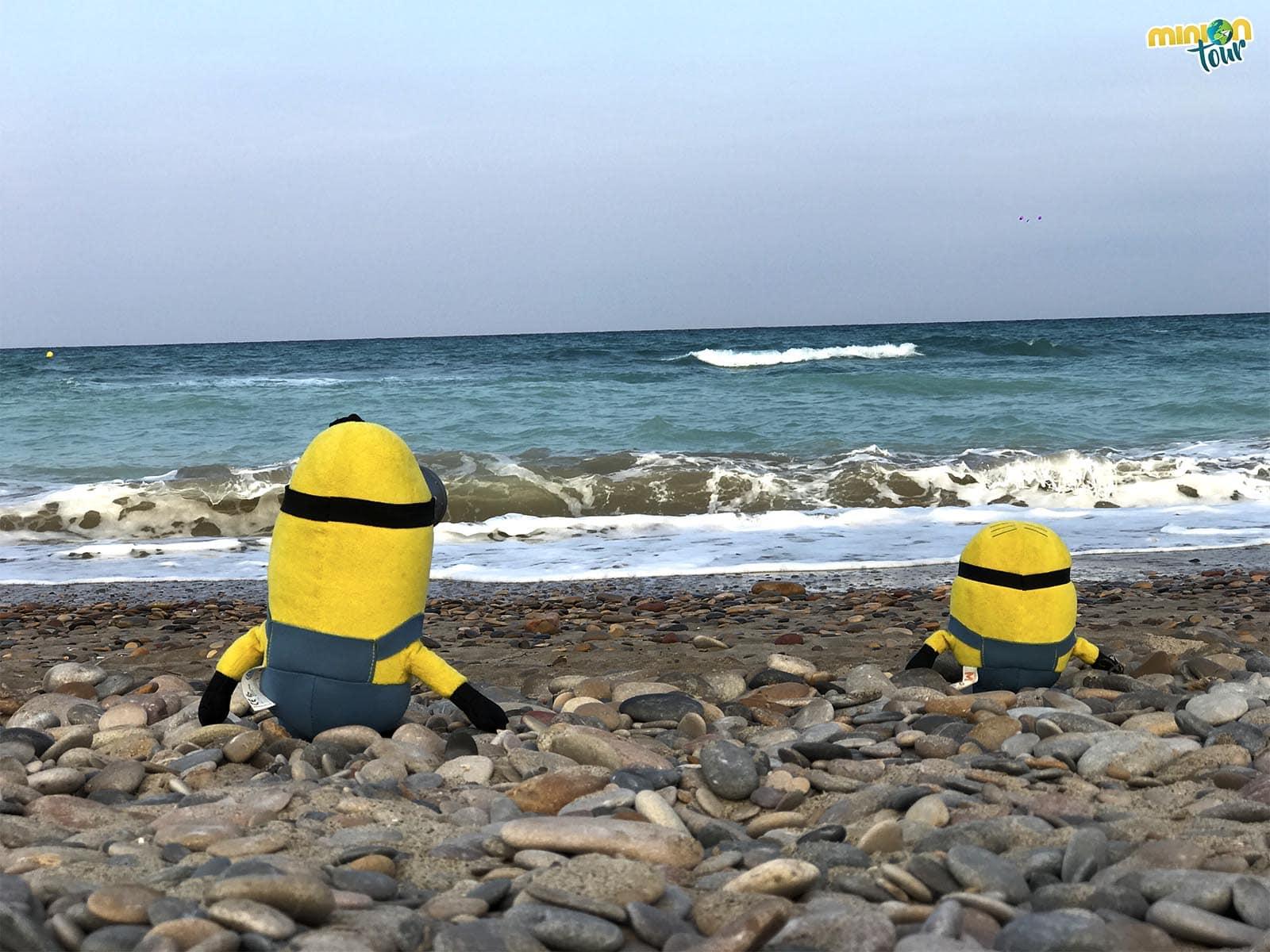 Playa Almardà muy cerca de Canet de Berenguer