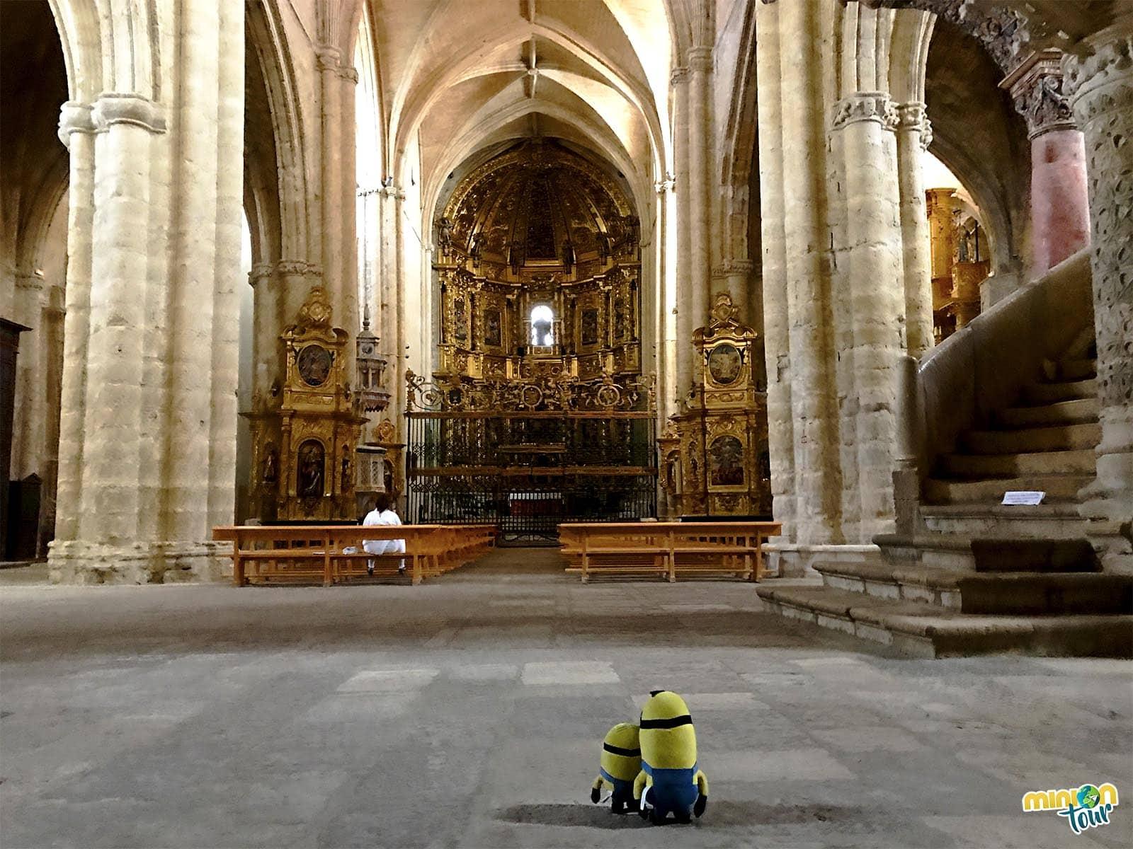 La Iglesia de San Hipólito el Real, una de las cosas que tienes que ver en Támara de Campos