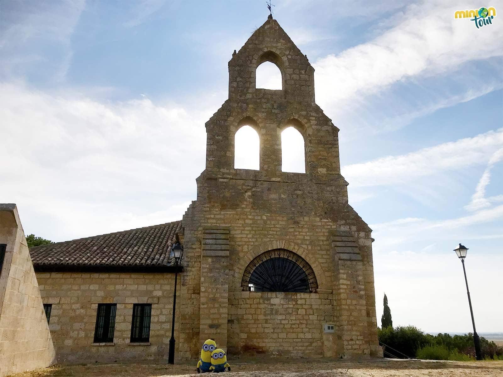 La espadaña de la Iglesia del Castillo