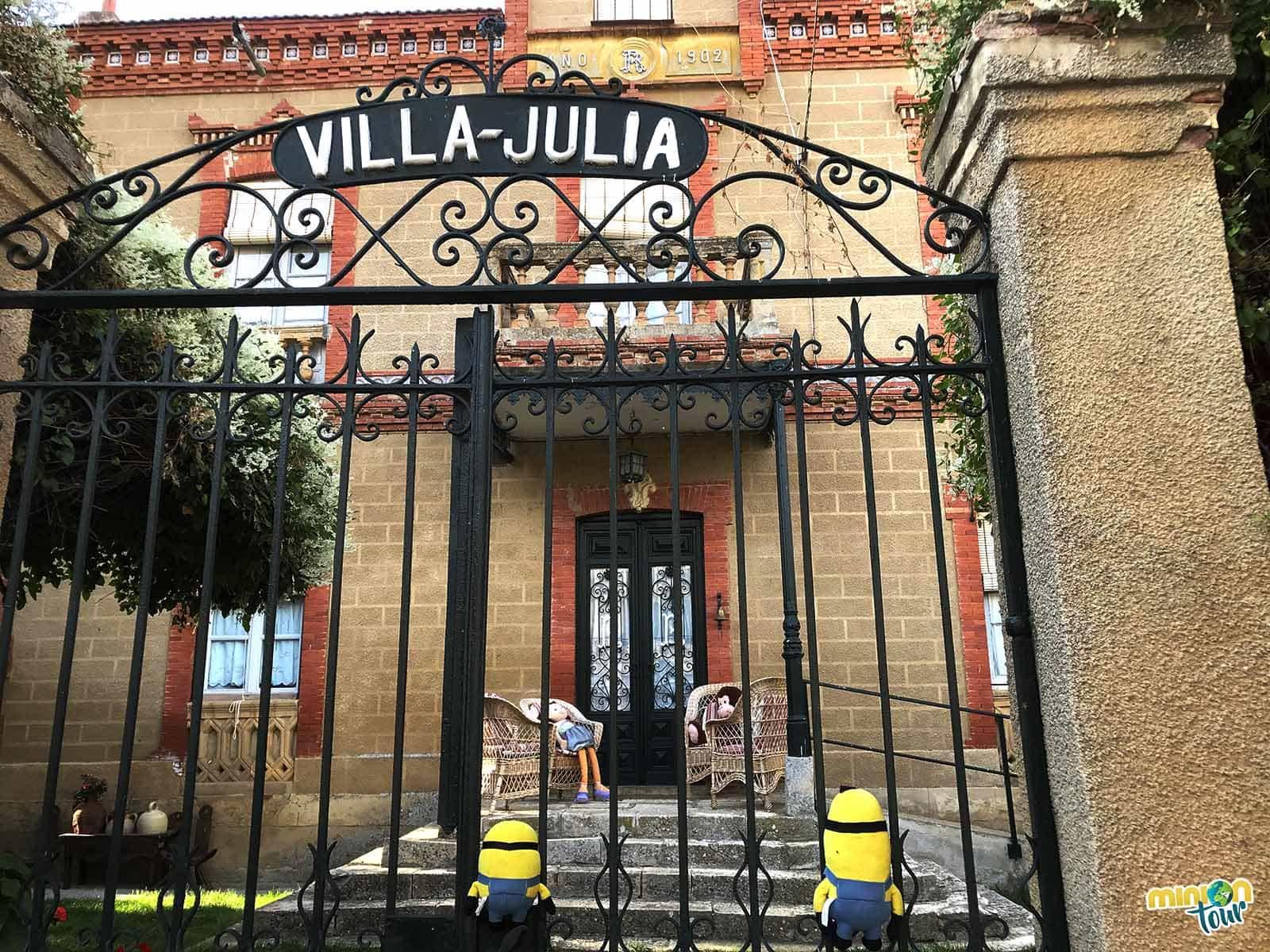 Villa Julia en Támara de Campos