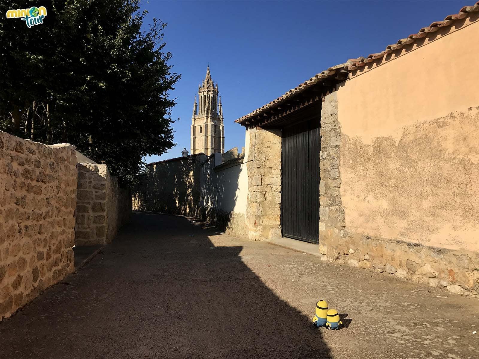 La Colegiata de San Miguel de Ampudia