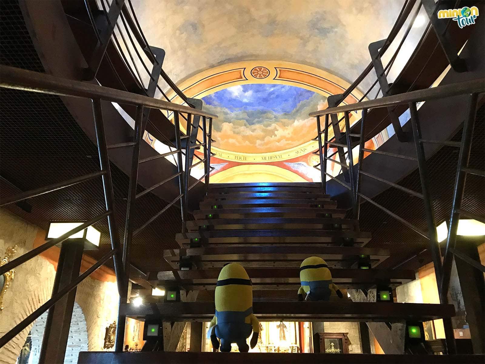 Interior del Museo de Arte Sacro