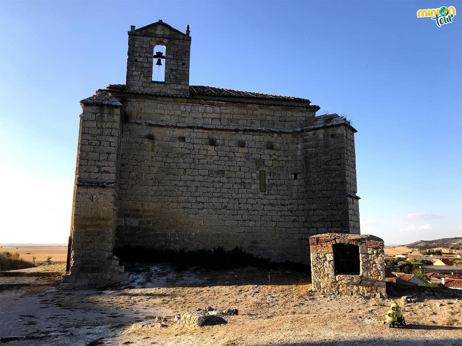 Otra vista de la ermita