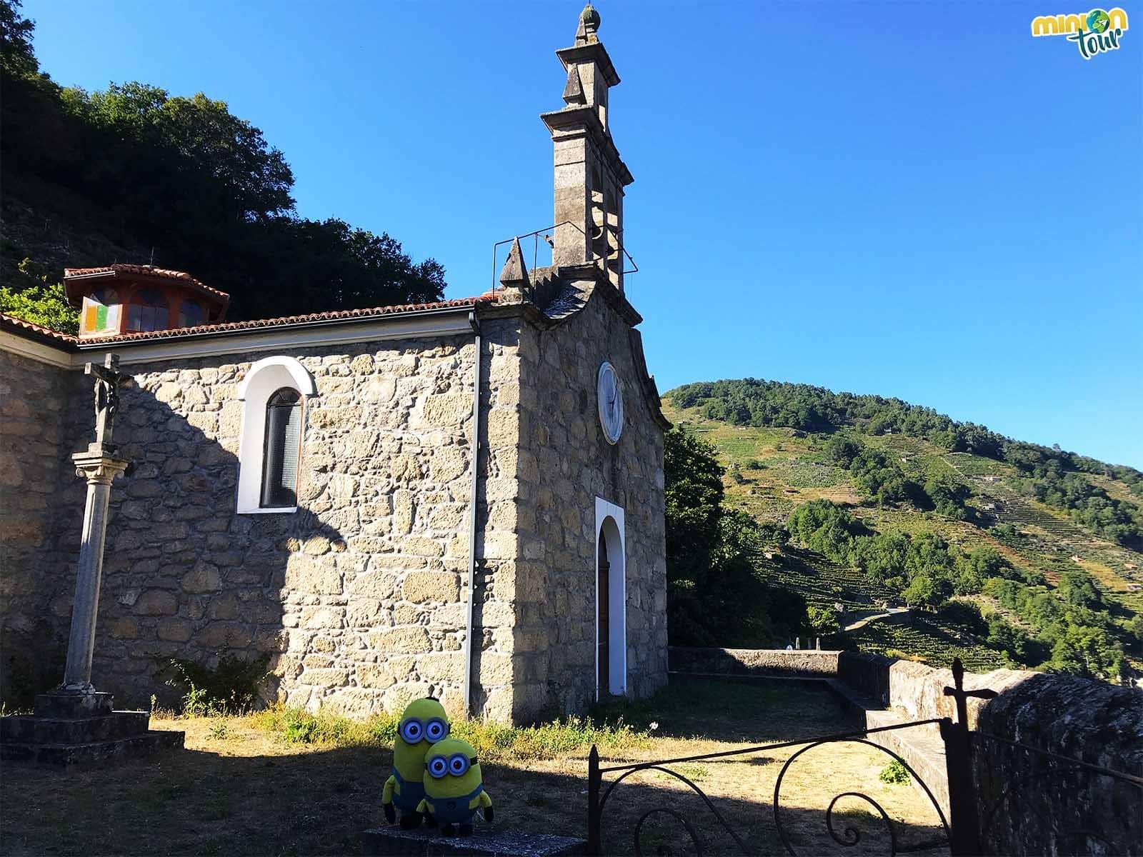 La Iglesia de San Bartolomeu