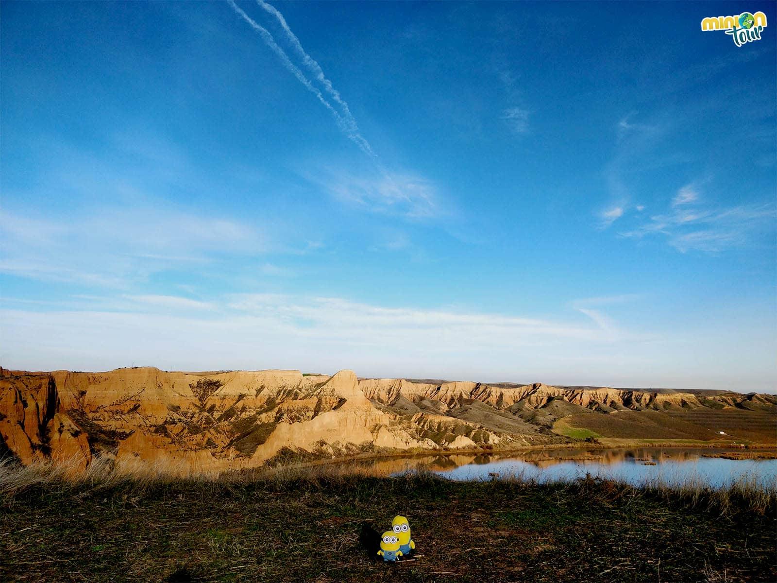 Perdidos en el cañón del Colorado español, las Barrancas de Burujón