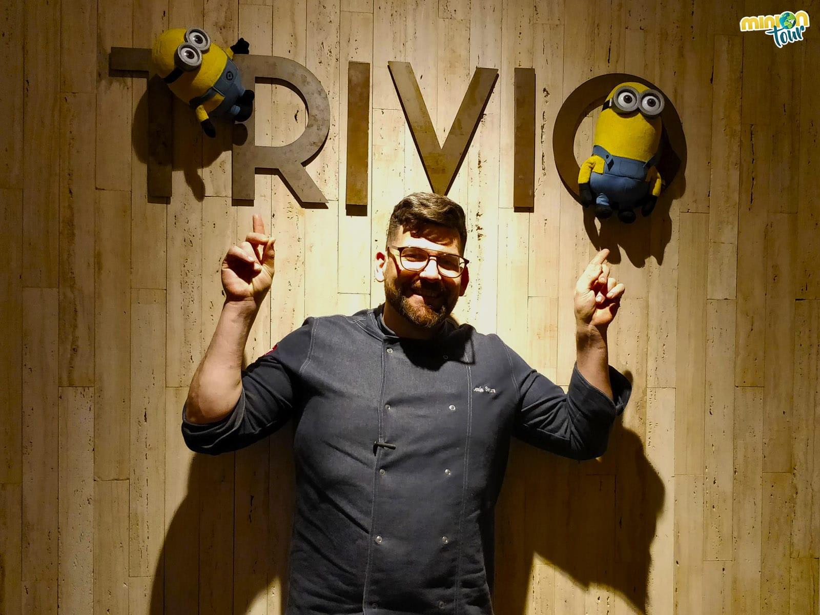 Trivio, una estrella Michelin en Cuenca