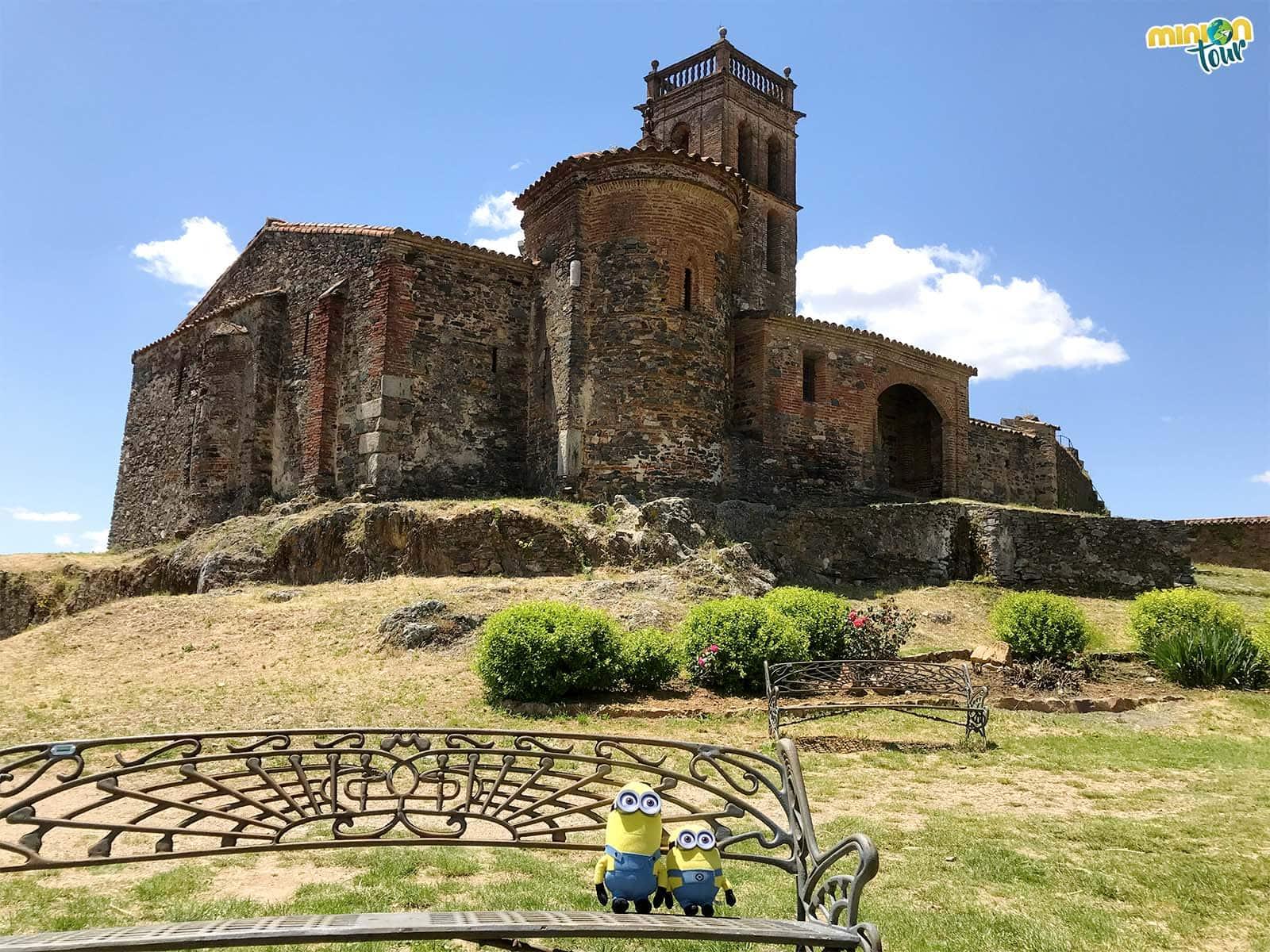 Qué ver en Almonaster la Real, uno de los pueblos más bonitos de España