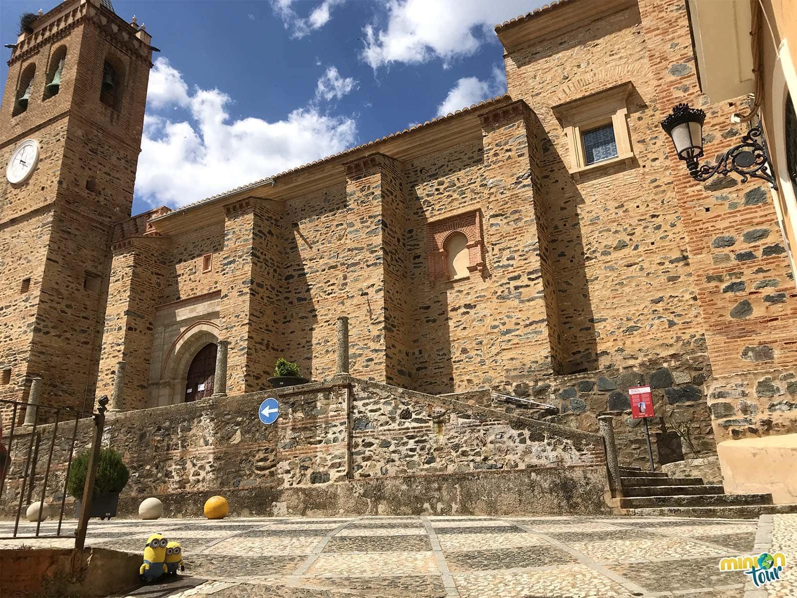 La Iglesia gótico mudéjar de San Martín