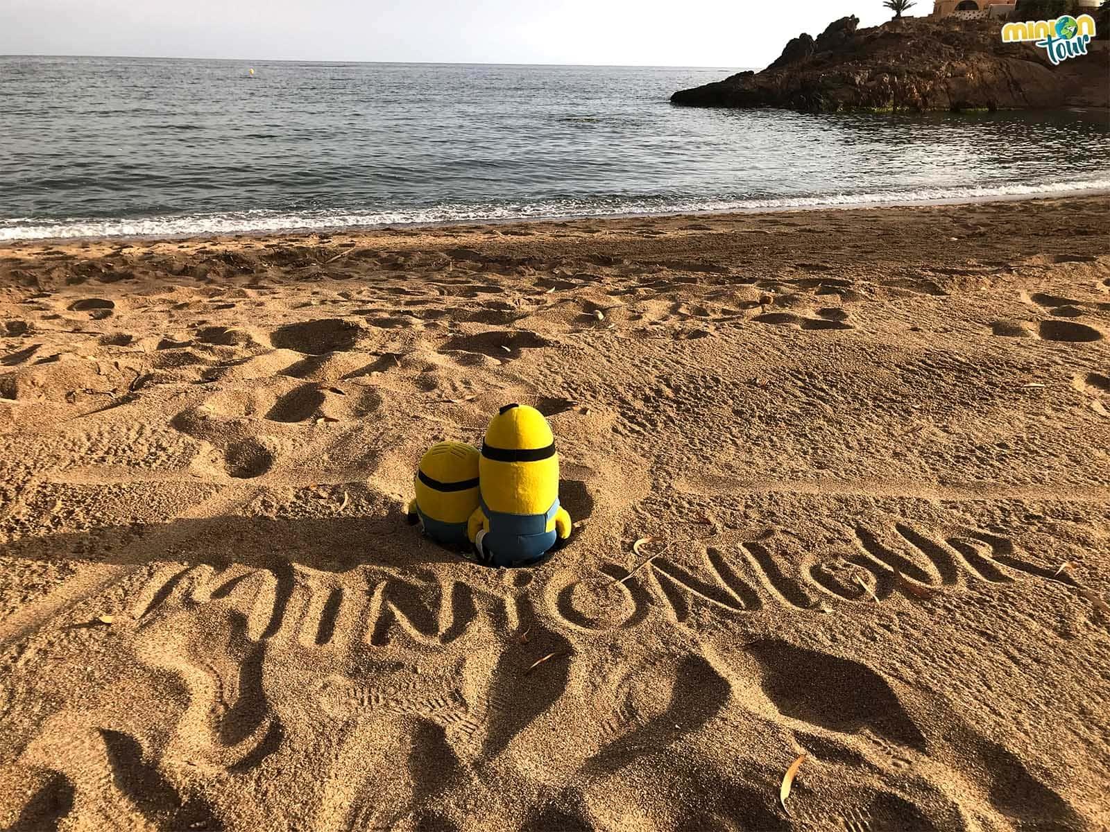 MiniOnTour en la playa de Bolnuevo