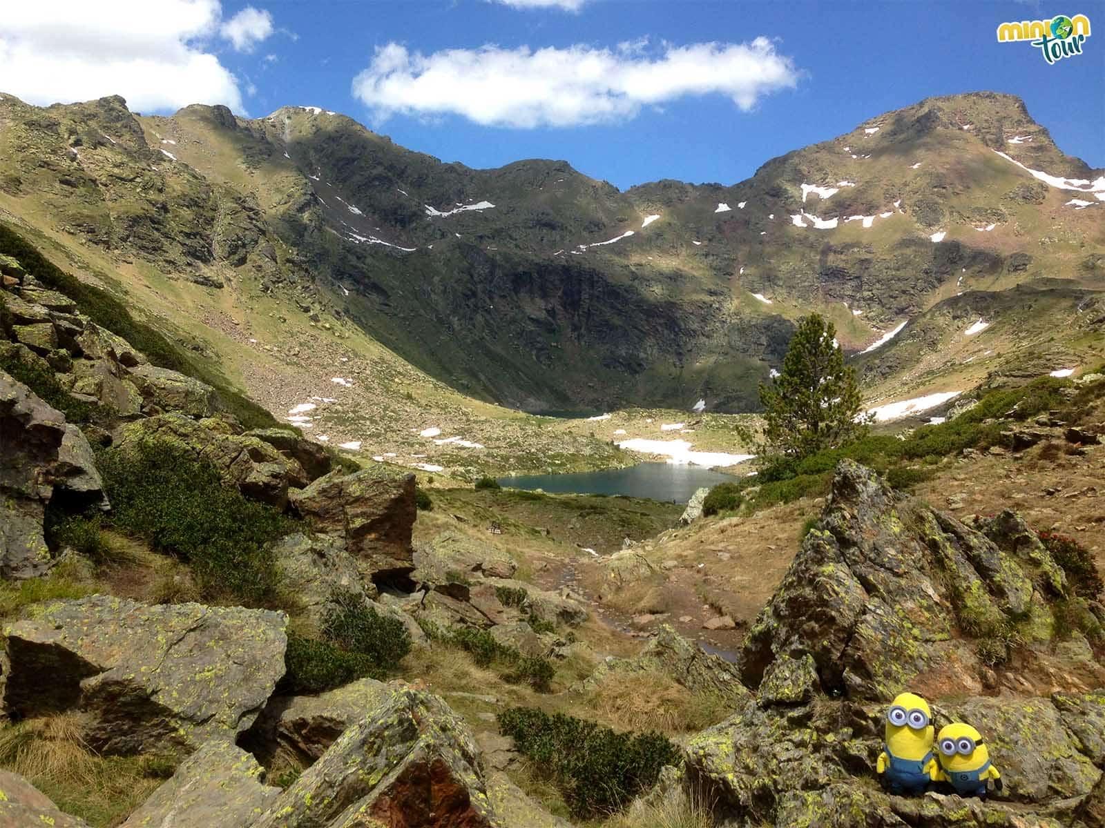 Paseando por la naturaleza en Andorra