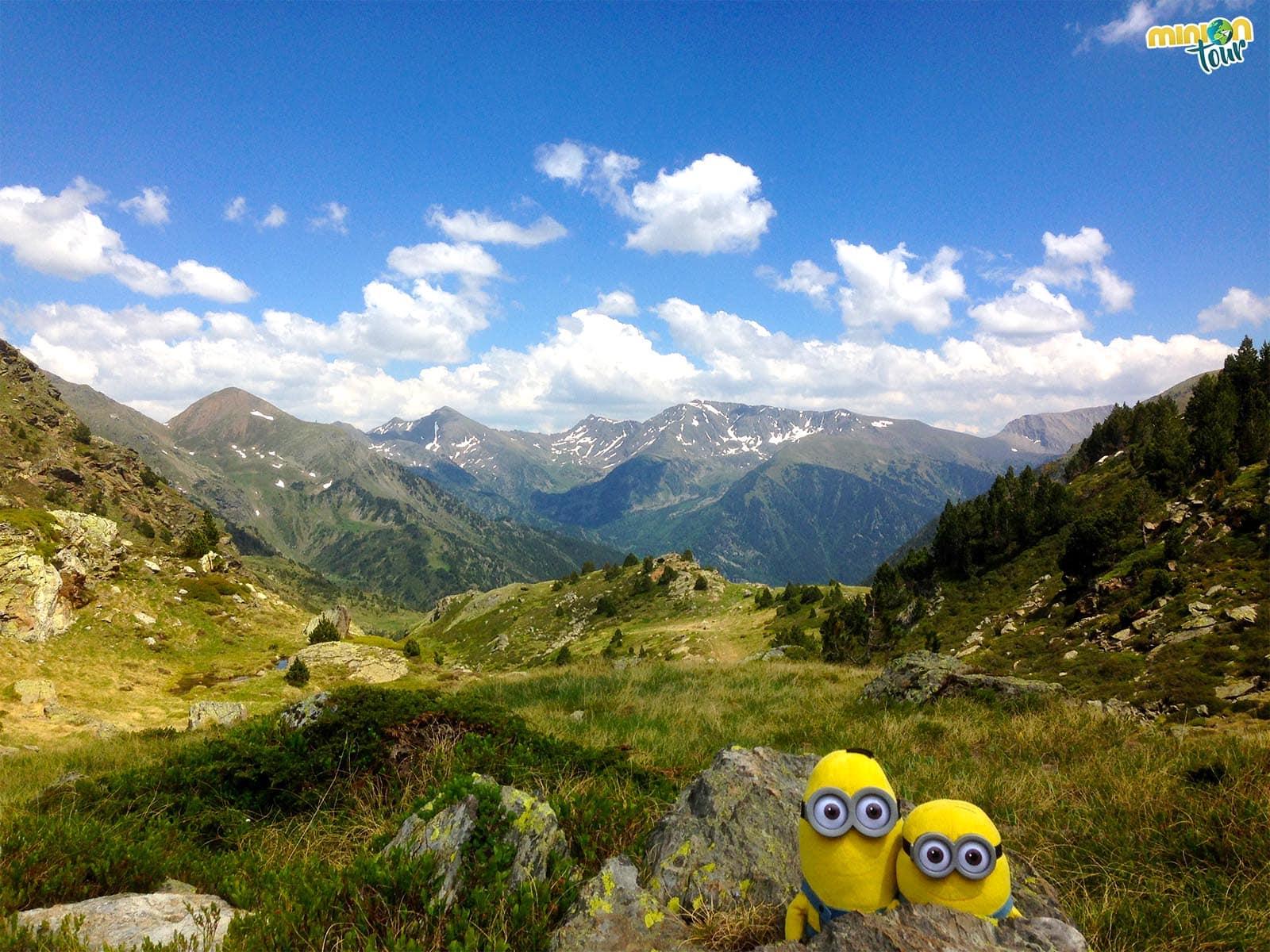 Andorra tiene unos paisajes increibles