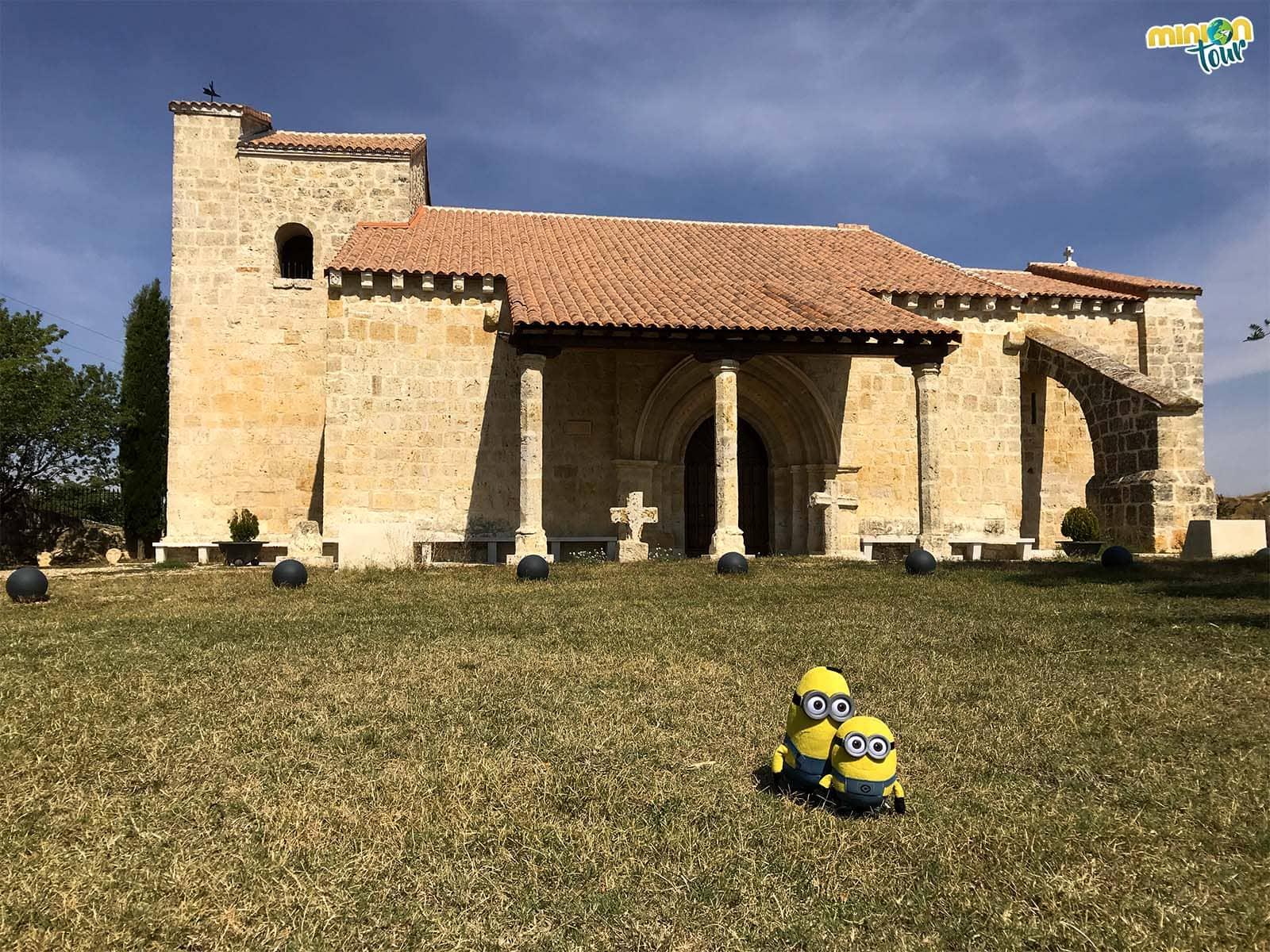 La Ermita de San Pedro de Fuentes de Valdepero