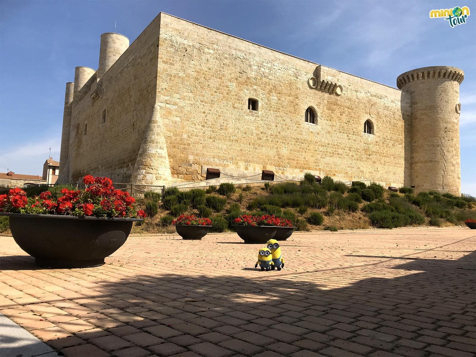 Fuentes de Valdepero, más que un castillo
