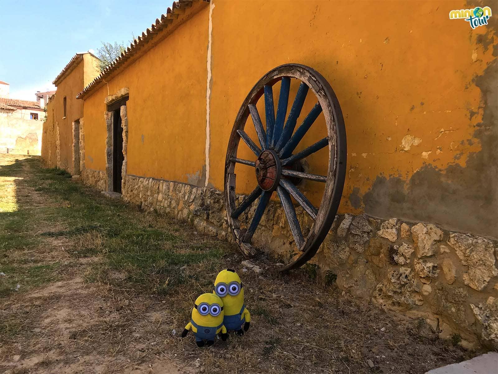 Alrededores del Castillo de los Sarmiento