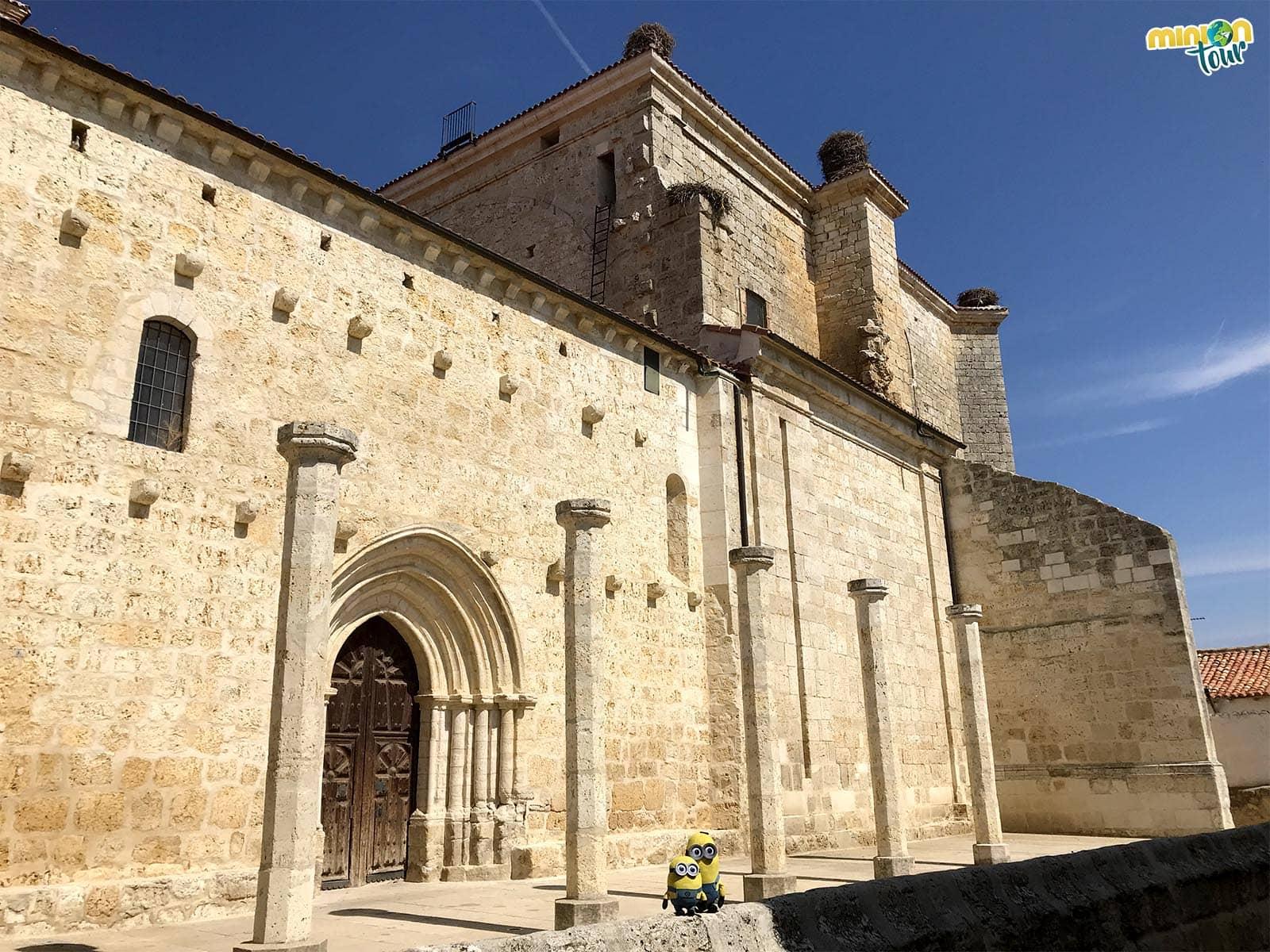 Iglesia de Nuestra Señora de la Antigua en Fuentes de Valdepero