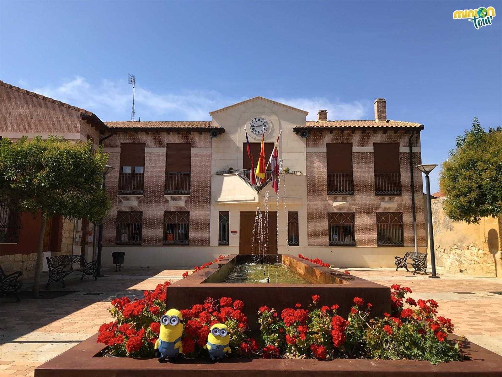 El Ayuntamiento de Fuentes de Valdepero