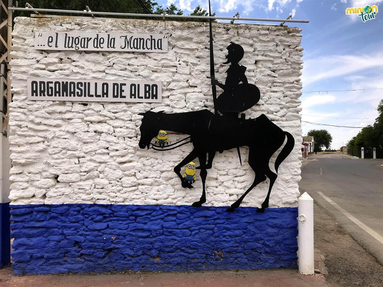 En un lugar de la Mancha... Argamasilla de Alba