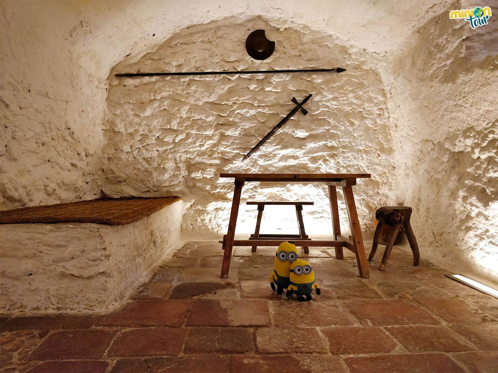 La prisión de Cervantes