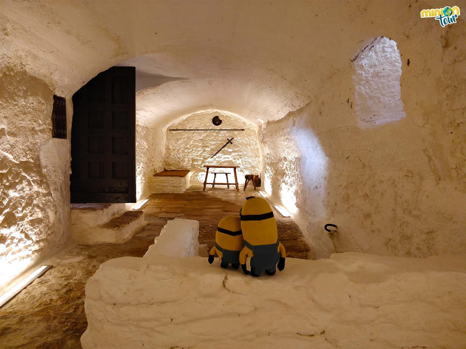 Prisión de Cervantes en Argamasilla de Alba