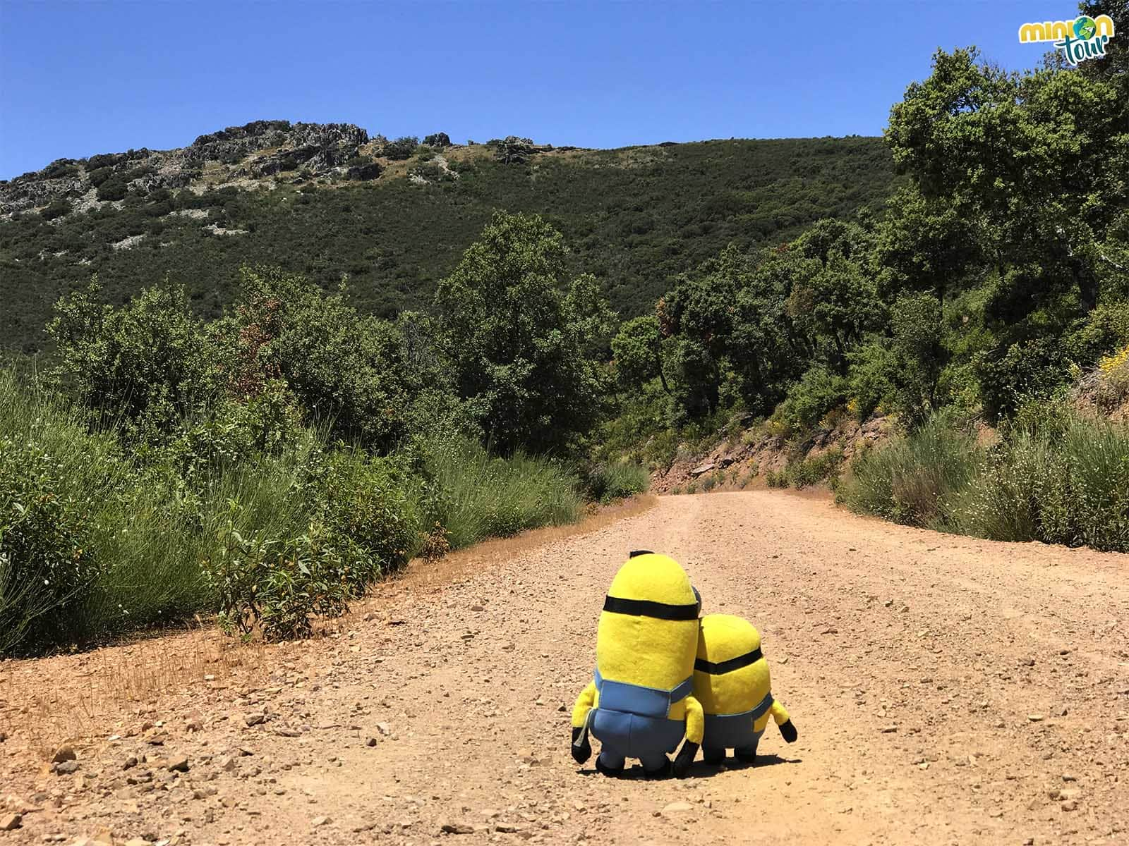 De ruta por San Pablo de los Montes