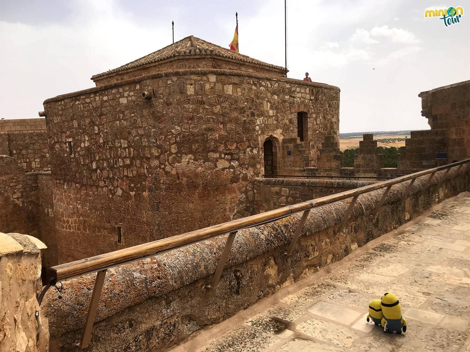 Torre del Homenaje del Castillo de Belmonte