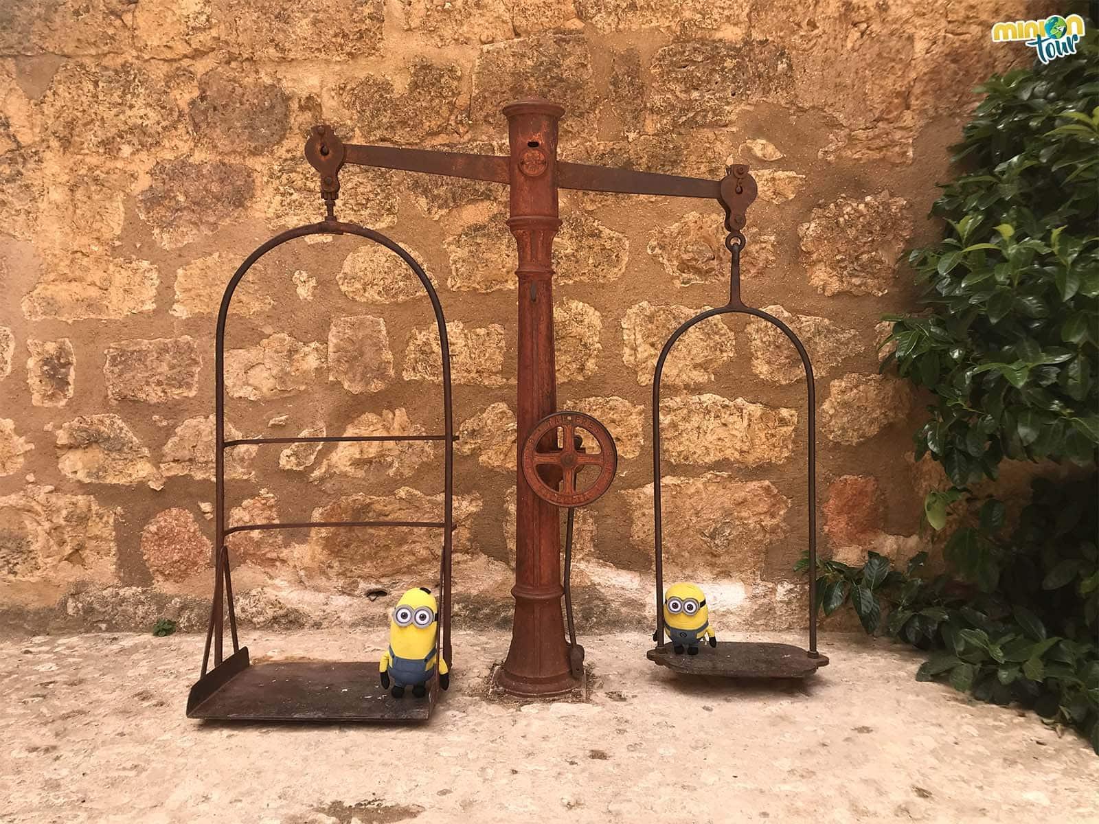 Más rincones del Castillo de Belmonte