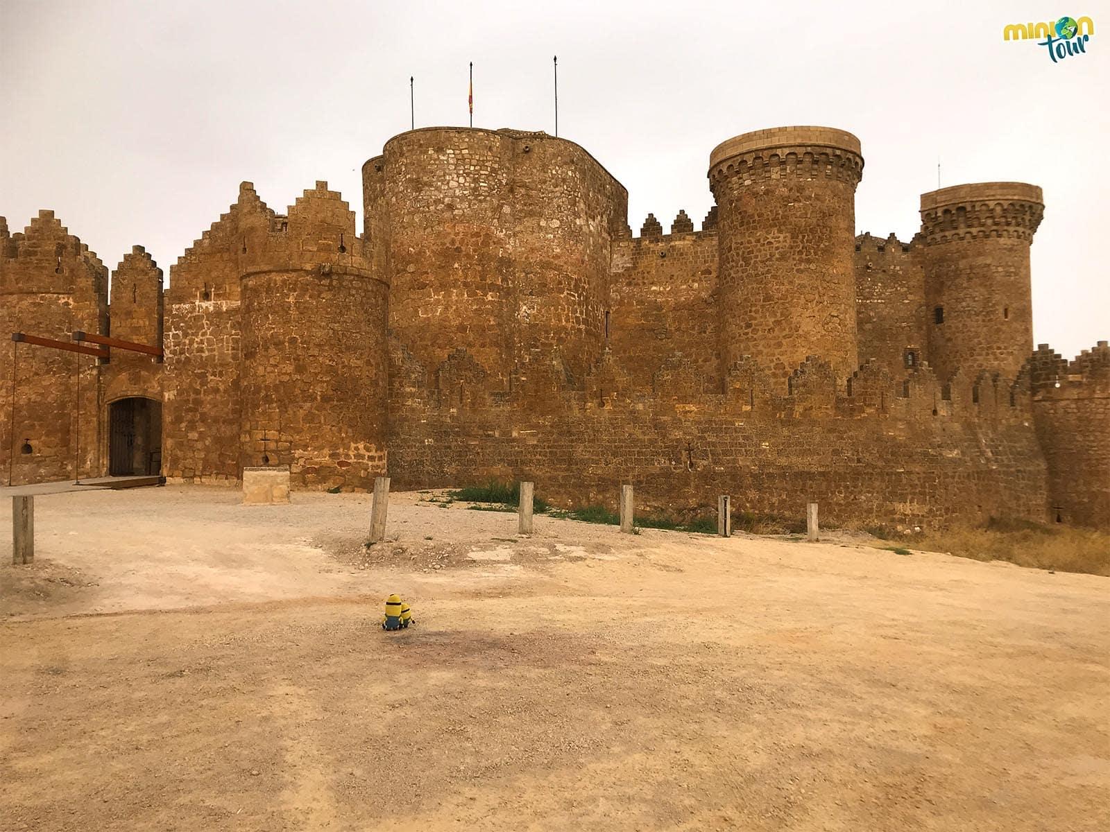 A la conquista del Castillo de Belmonte