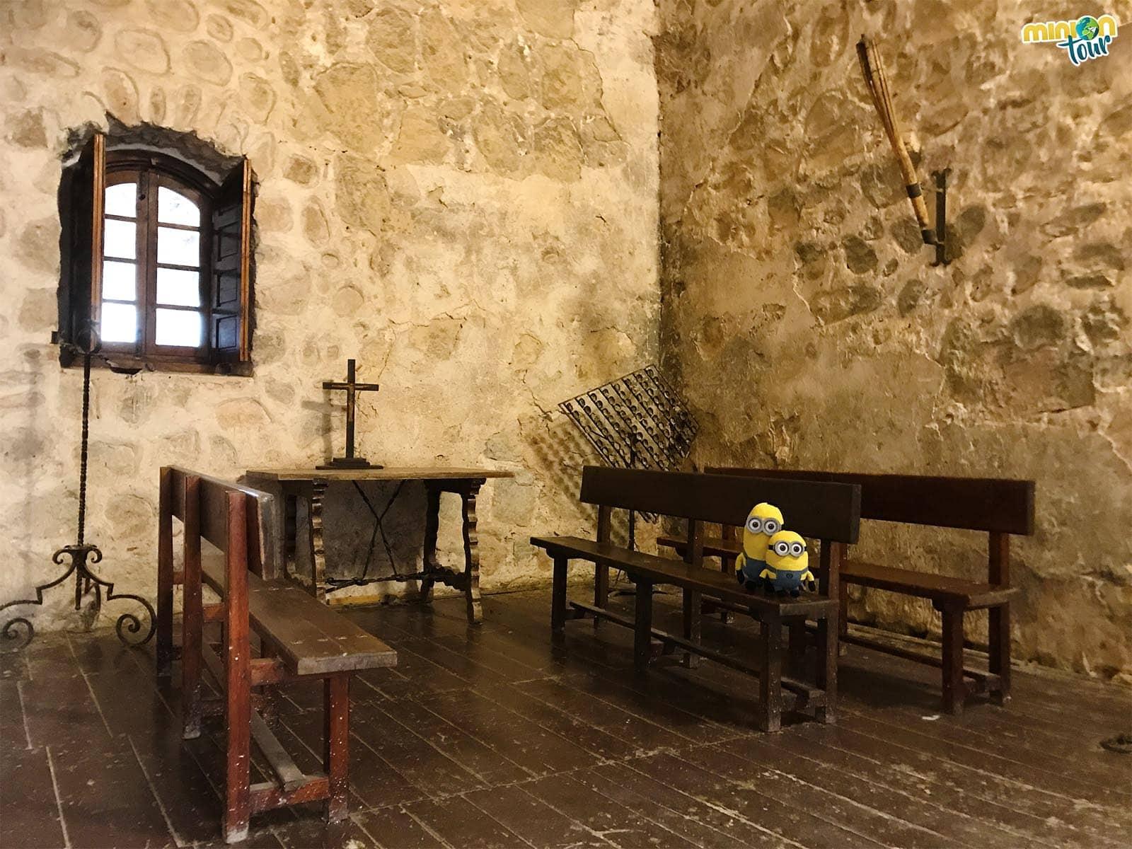 Descubriendo el interior del castillo