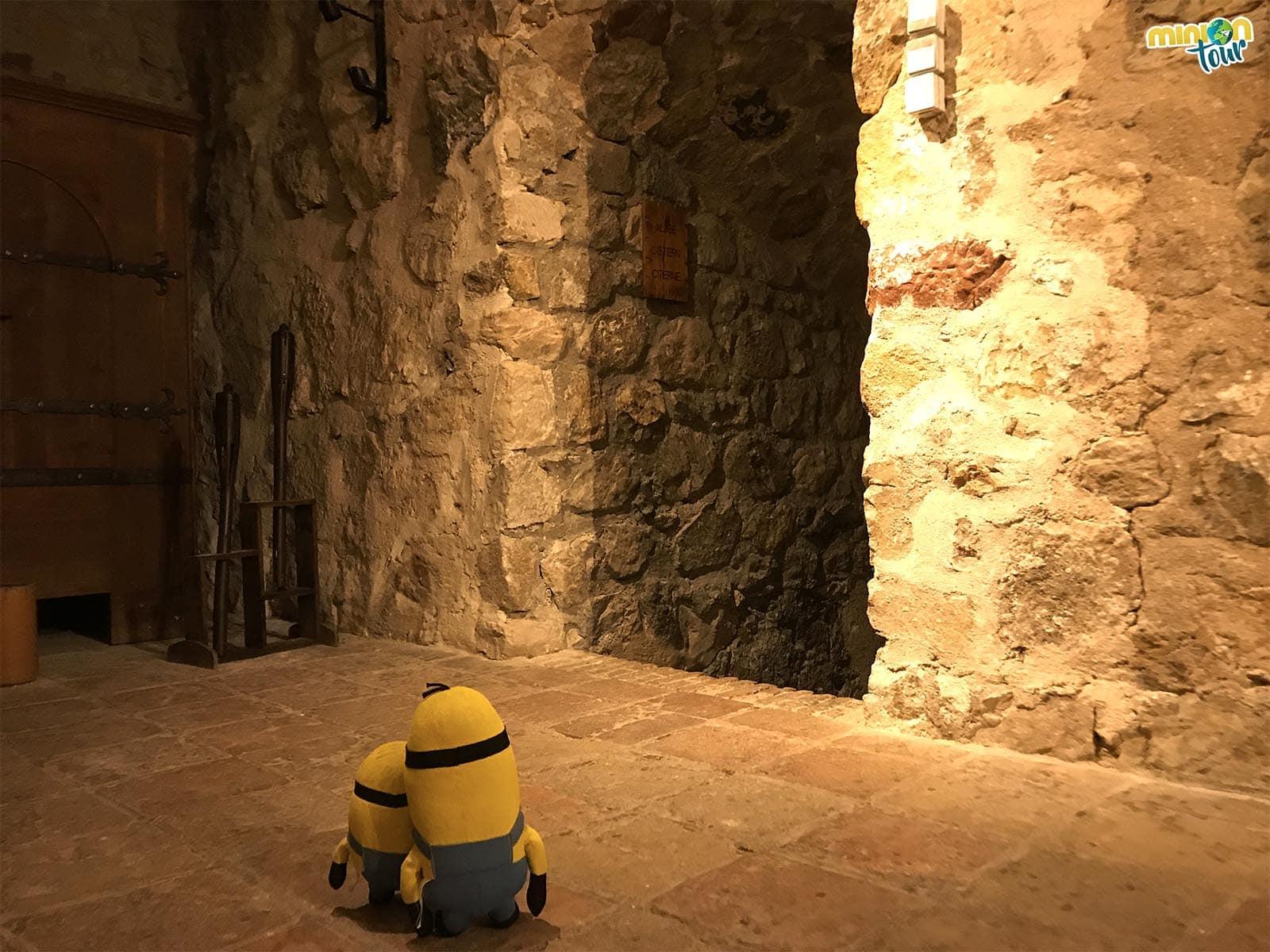 Más rincones del castillo