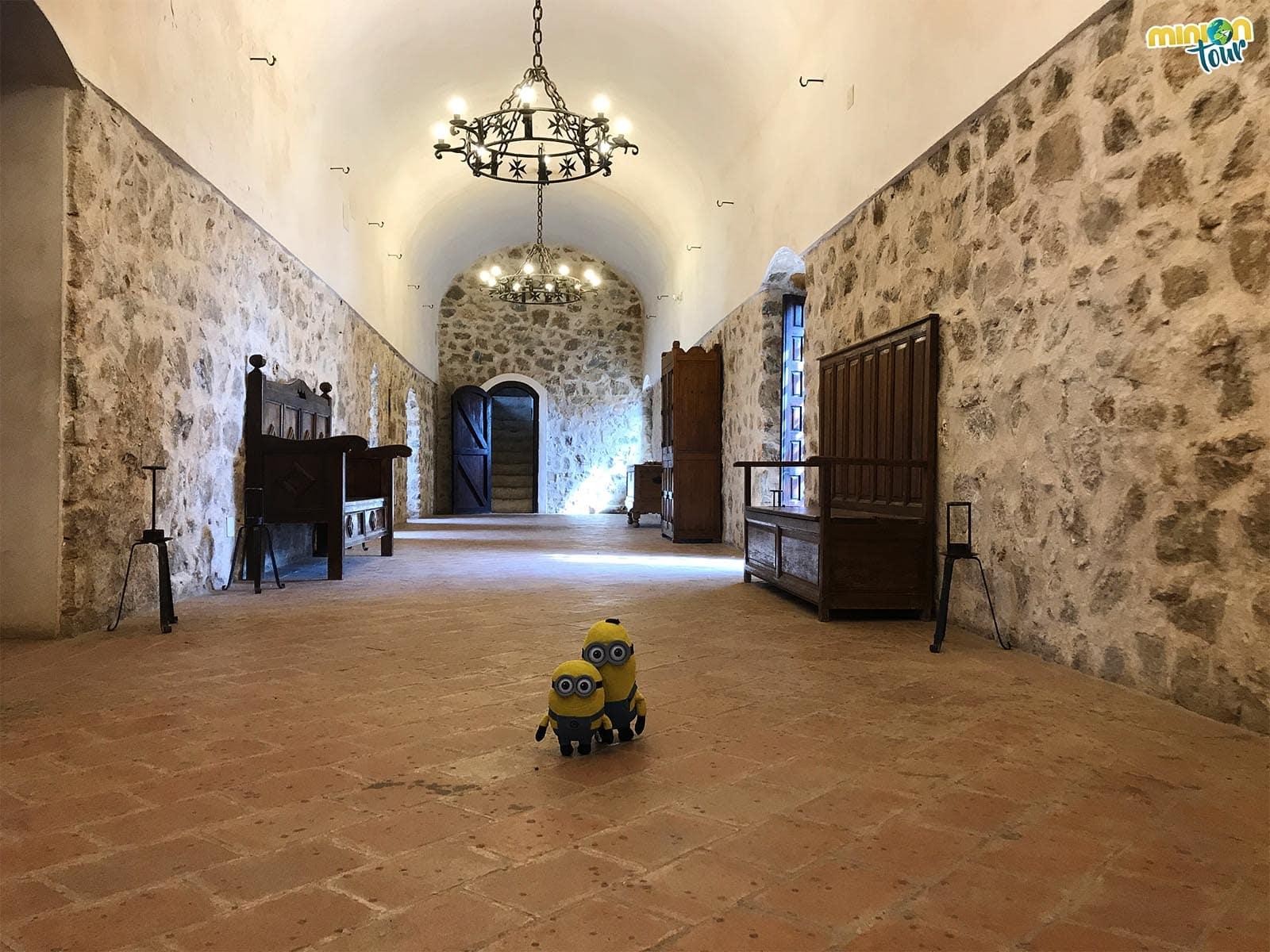 Estancias del castillo