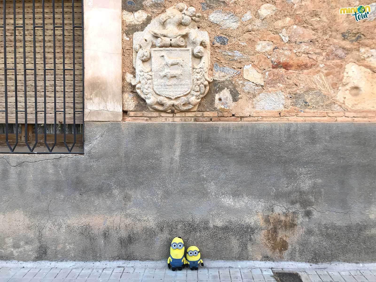 Escudo del apellido Cervantes