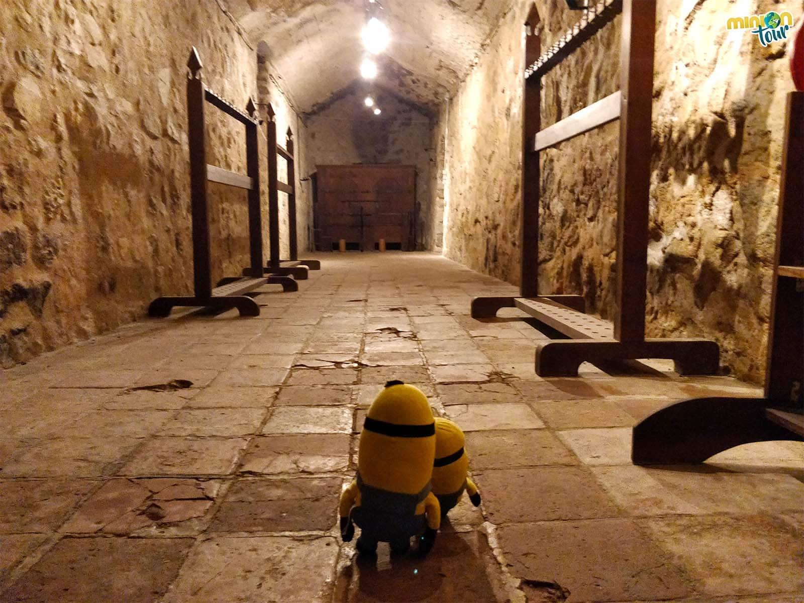 Sala de Guardias del Castillo de Consuegra