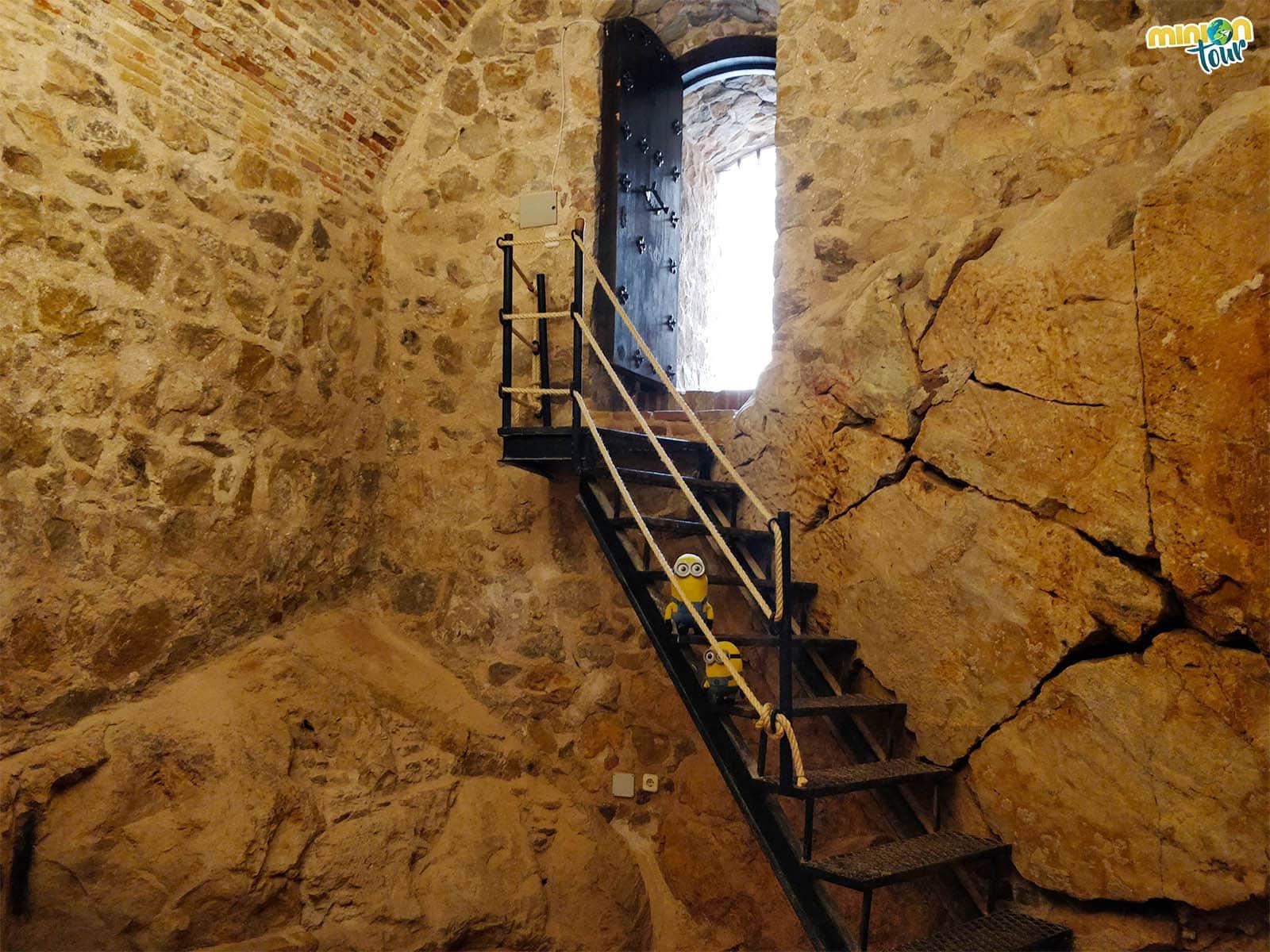 Mazmorra del castillo