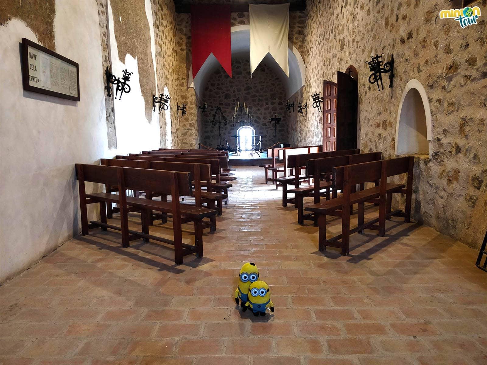 La Ermita del Castillo de Consuegra
