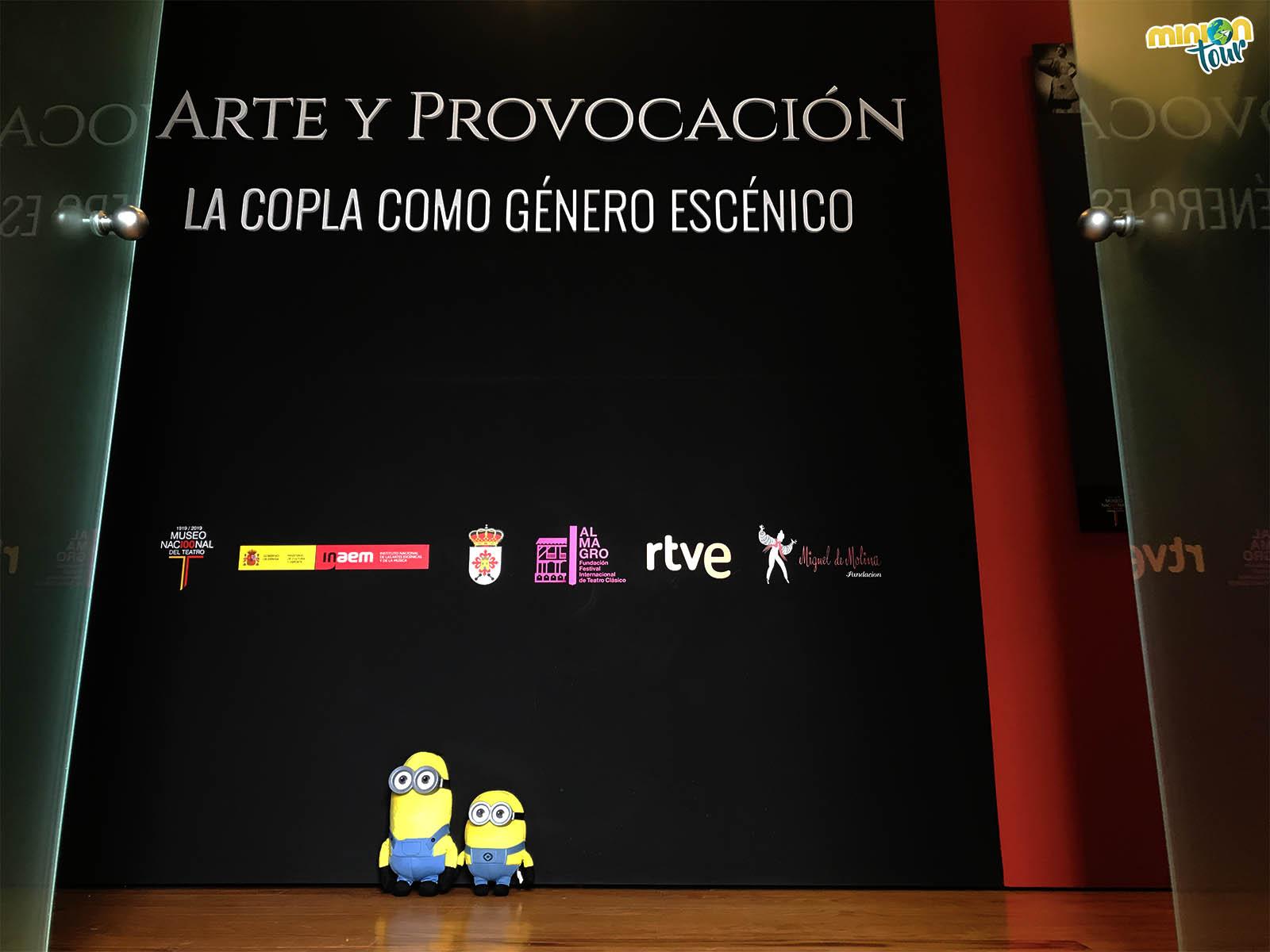 Exposicón en Almagro