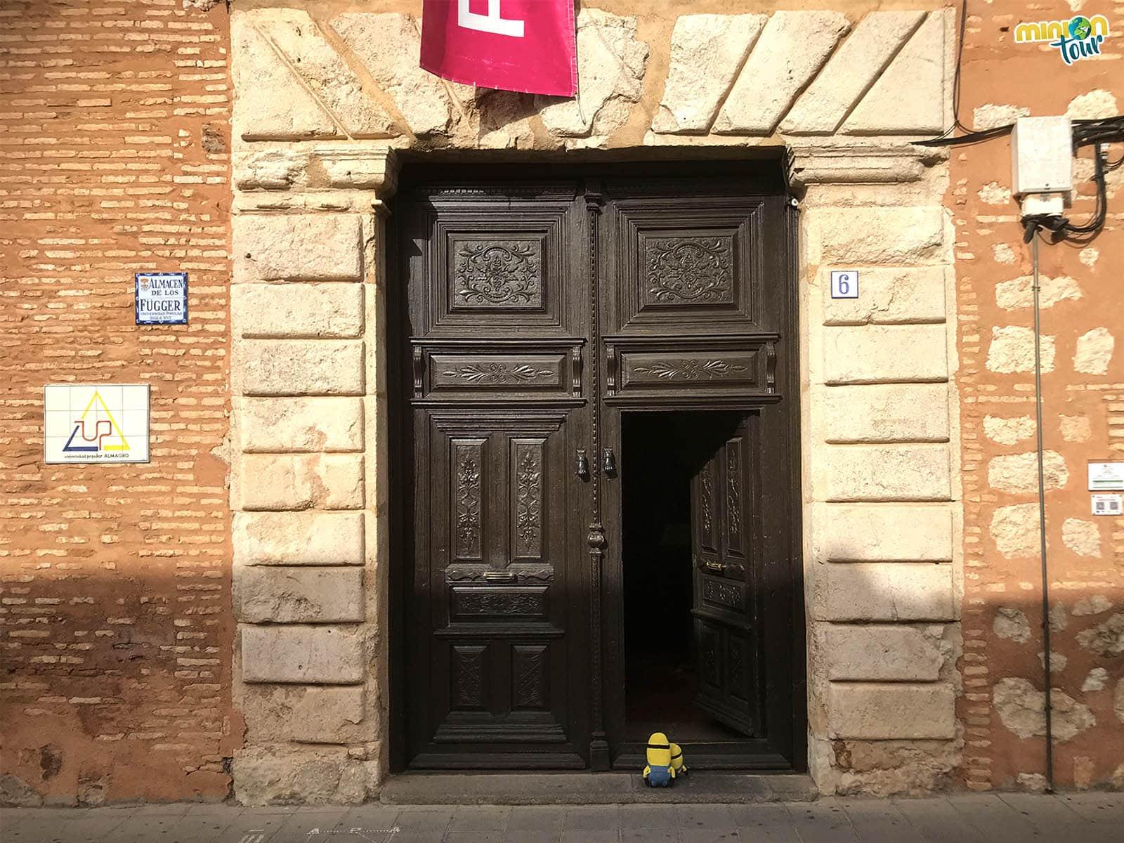 Palacio de Fúcares