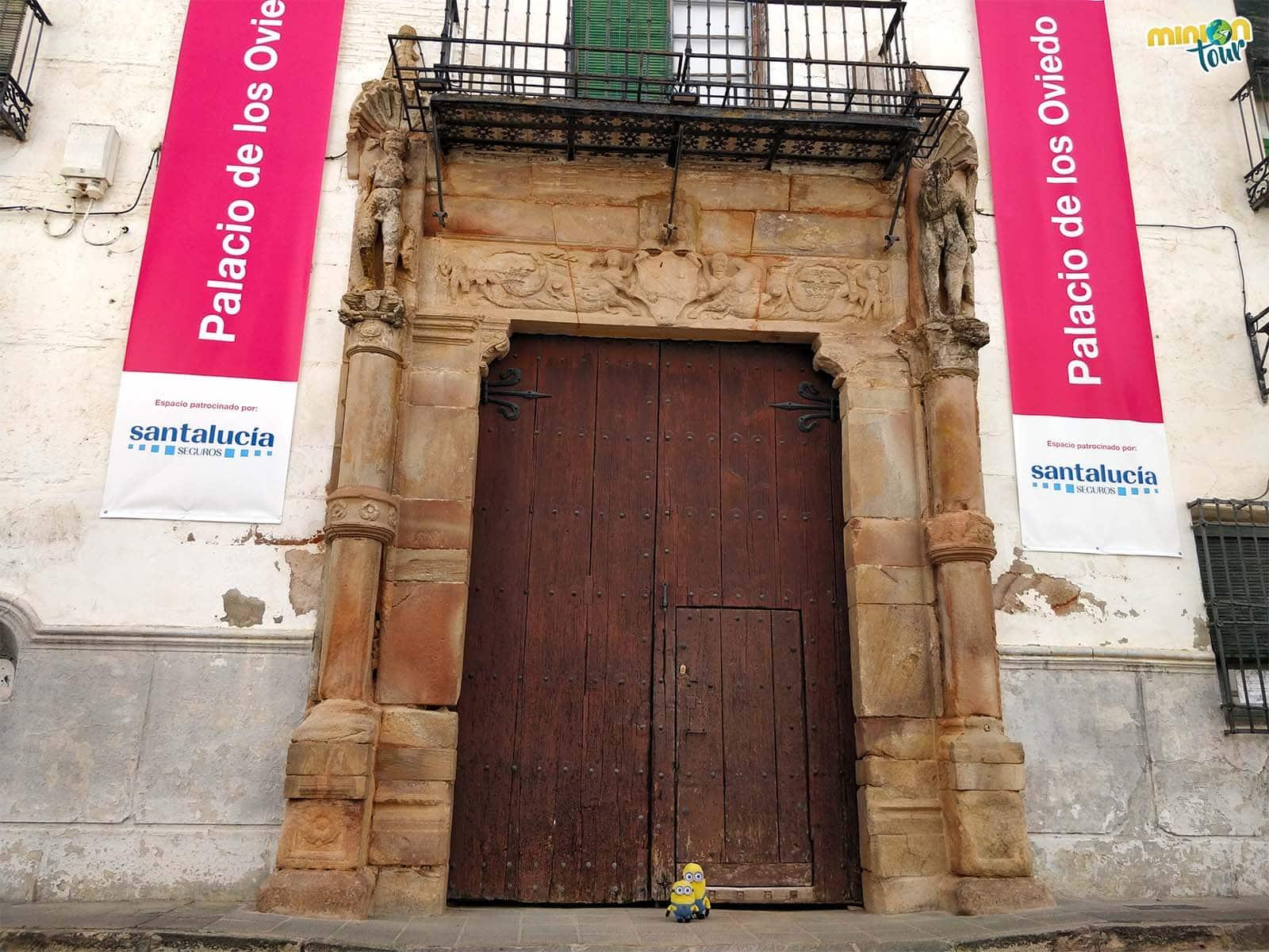 Palacio de los Oviedo en el Festival de Teatro Clásico de Almagro